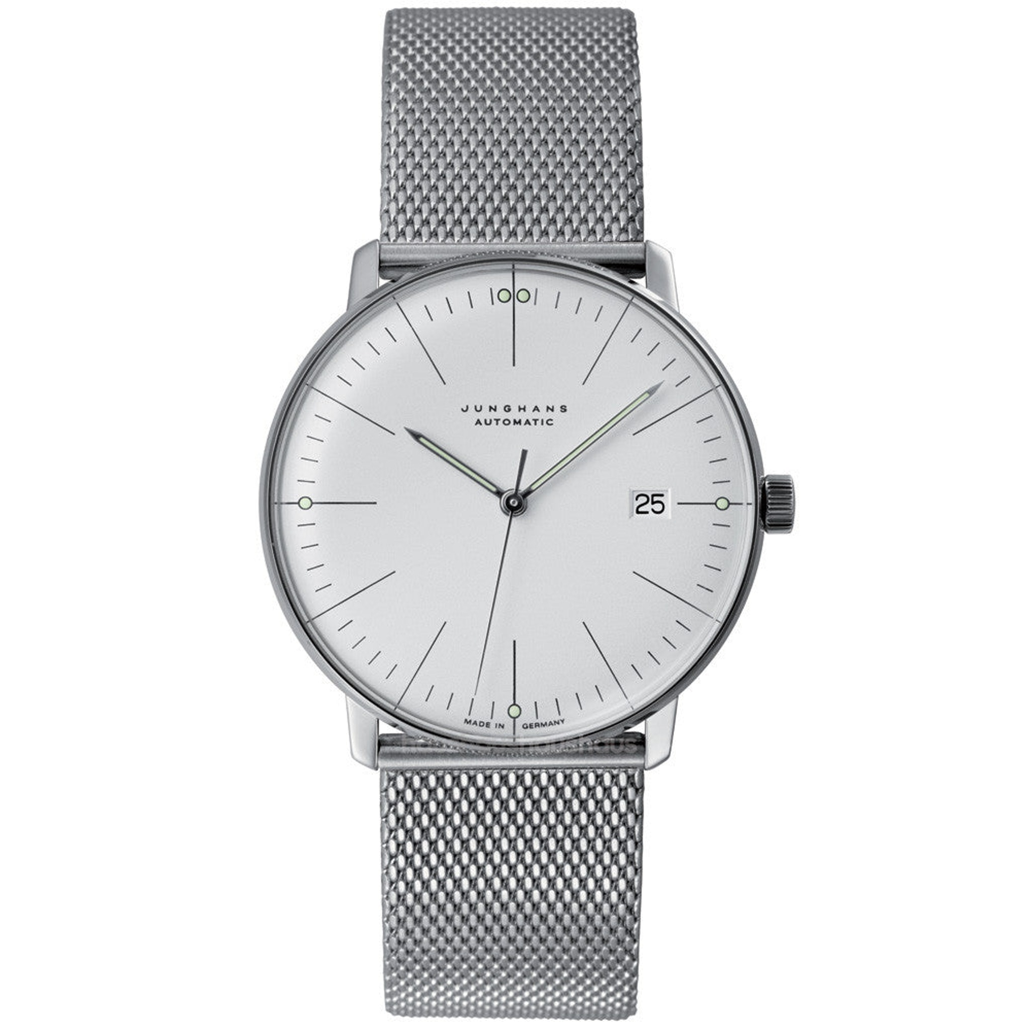 Max bill 027400244 automatic watch by junghans haus max bill 027400244 automatic watch by junghans amipublicfo Images