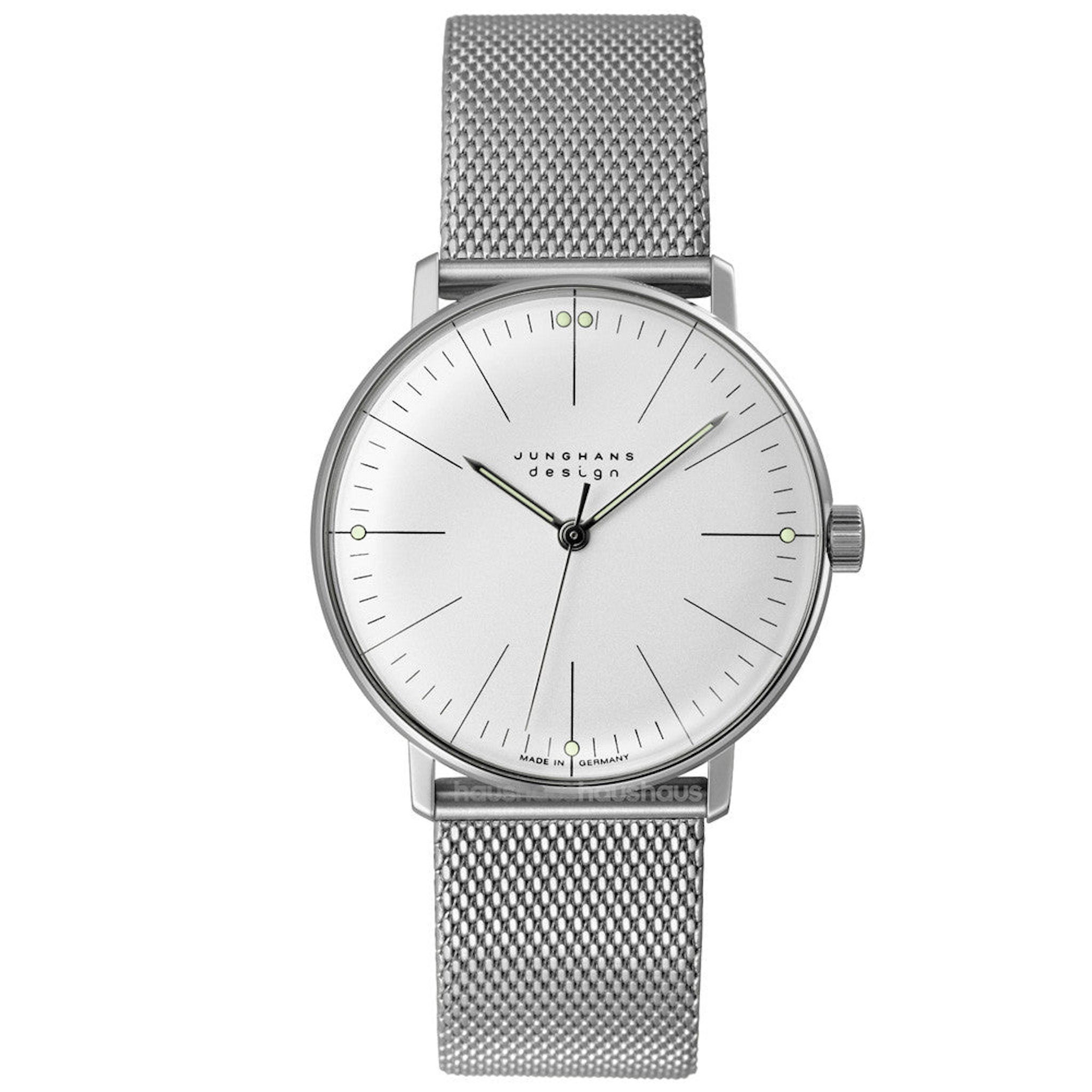 Max Bill 027/3004.44 Handwinding watch by Junghans