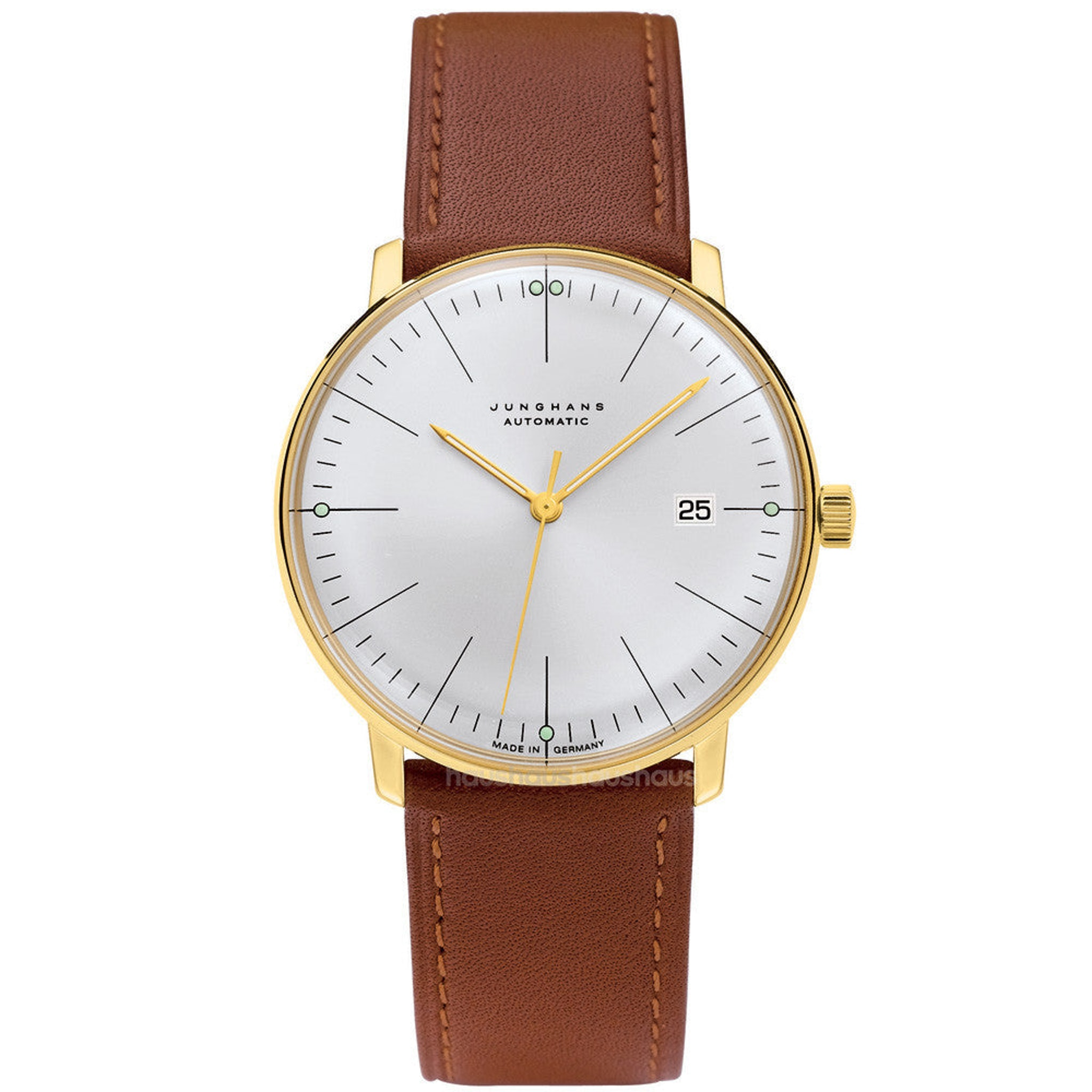 Max Bill 027/7700.00 Automatic watch by Junghans