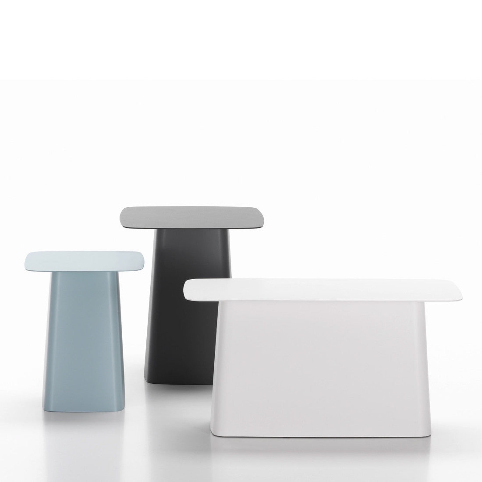 Metal Side Table Outdoor by Vitra