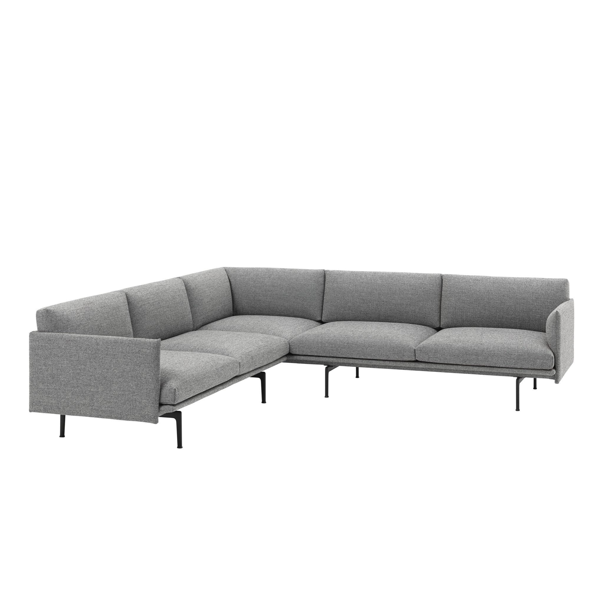 Outline Corner Sofa by Muuto