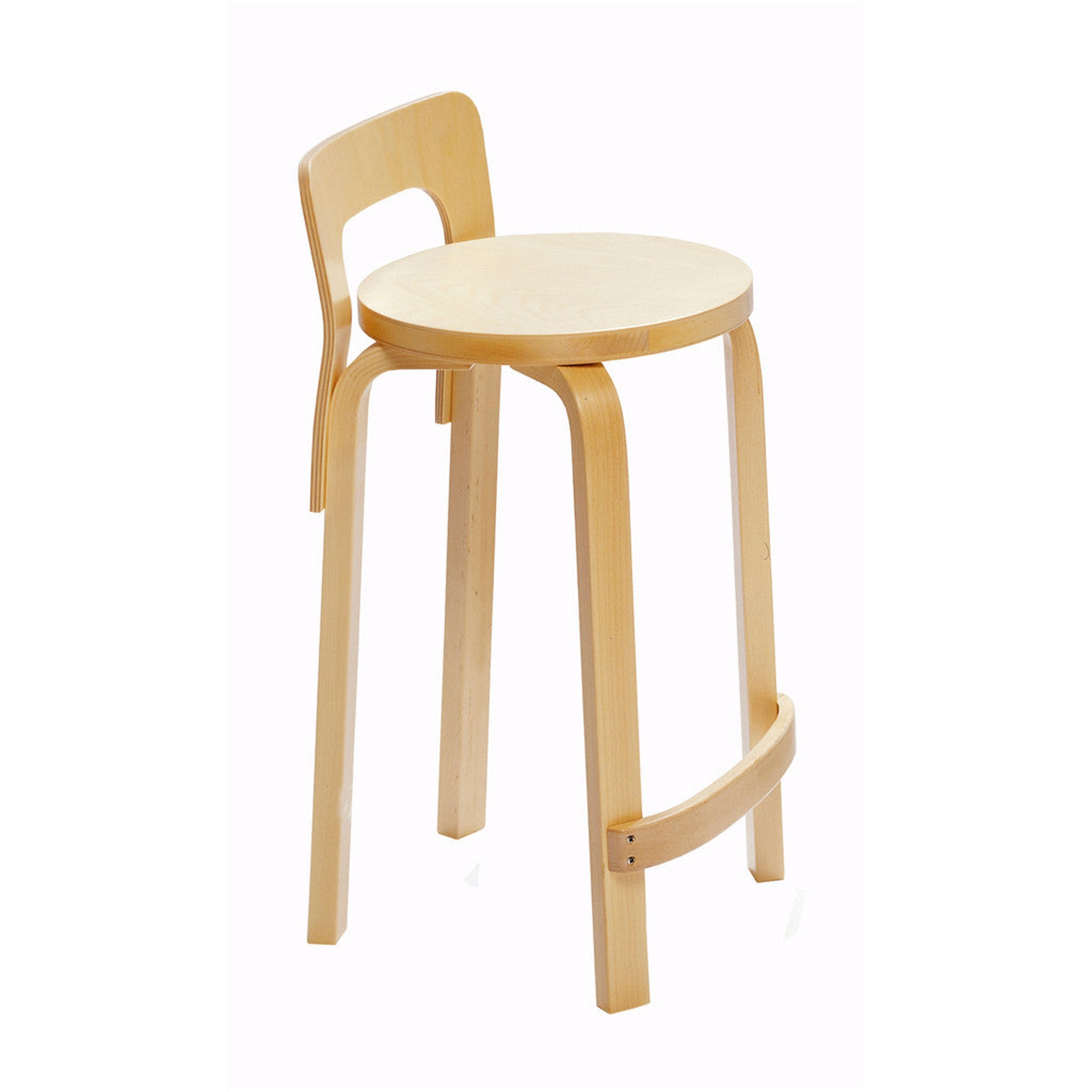 High Chair K65 by Artek