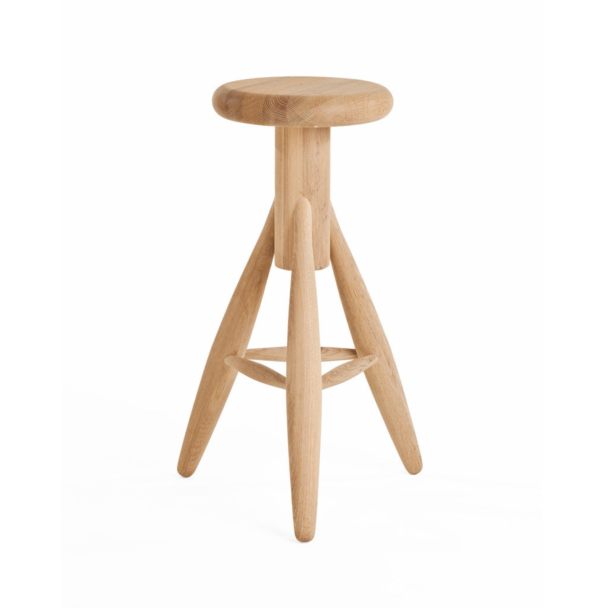 Rocket Stool by Eero Aarnio