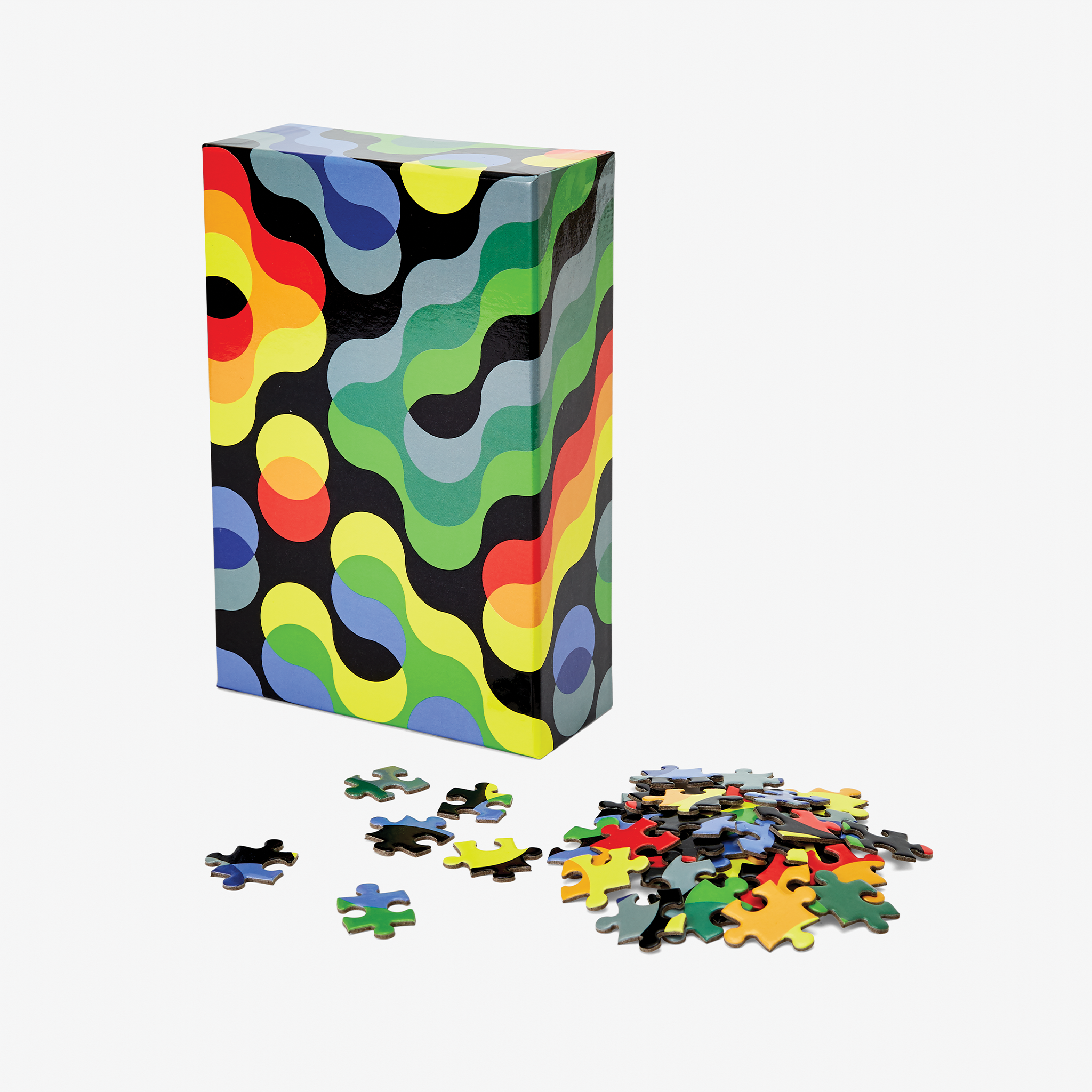 Arc Pattern Puzzle by Dusen Dusen for Areaware