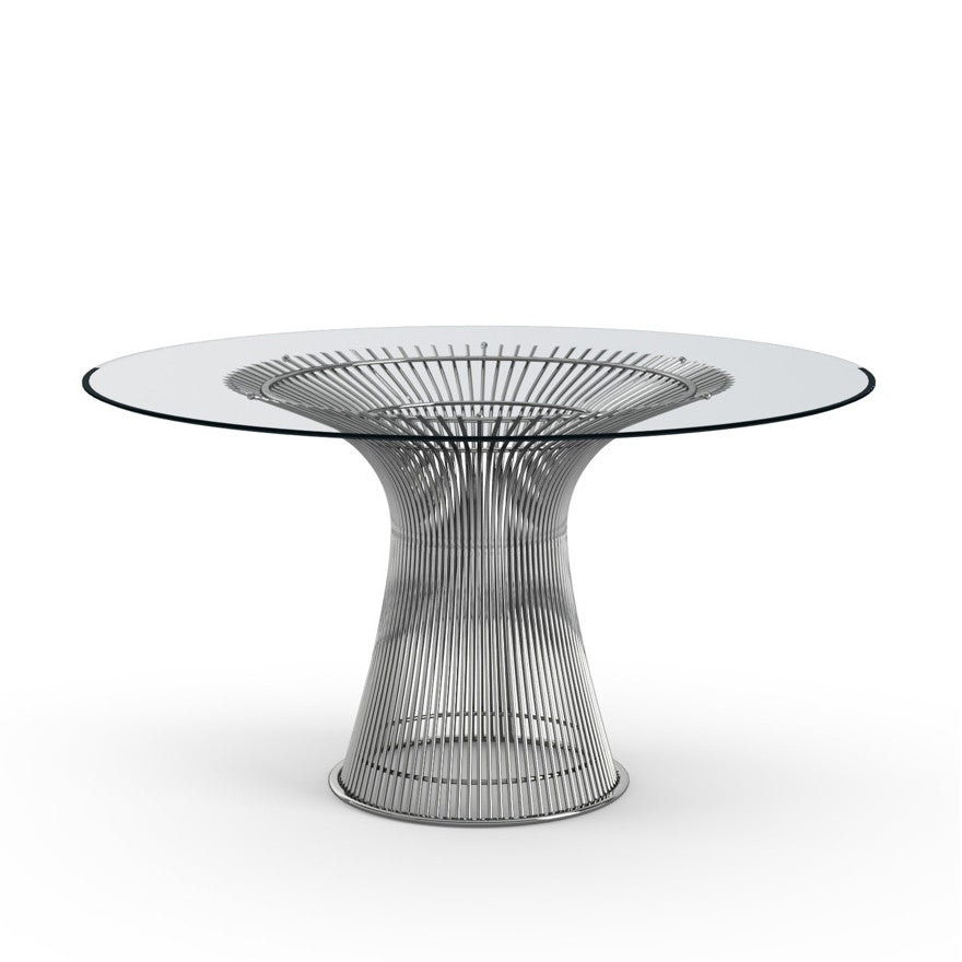 Round Dining Table by Knoll — haus