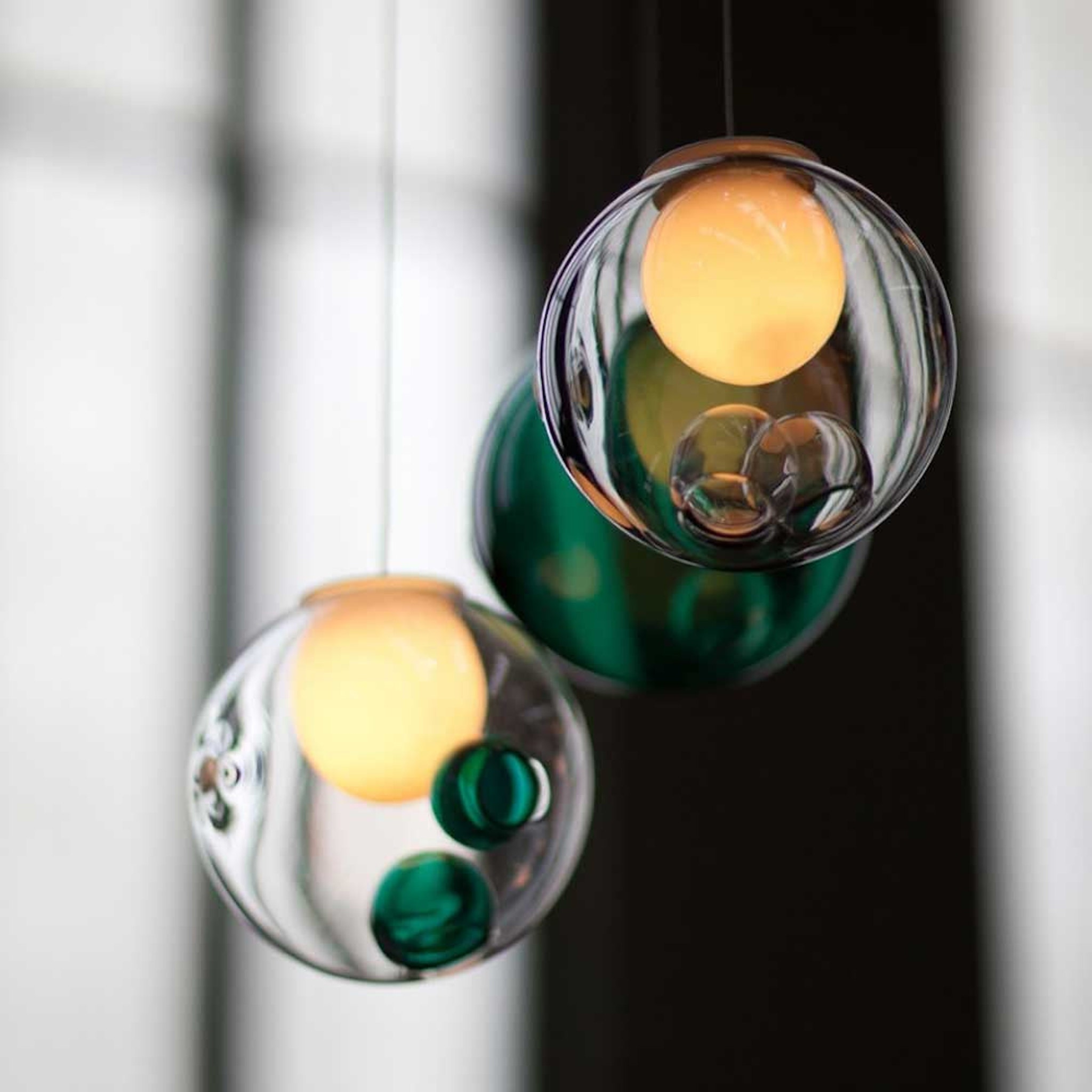 Bocci 28.1 Single pendant by Omer Arbel