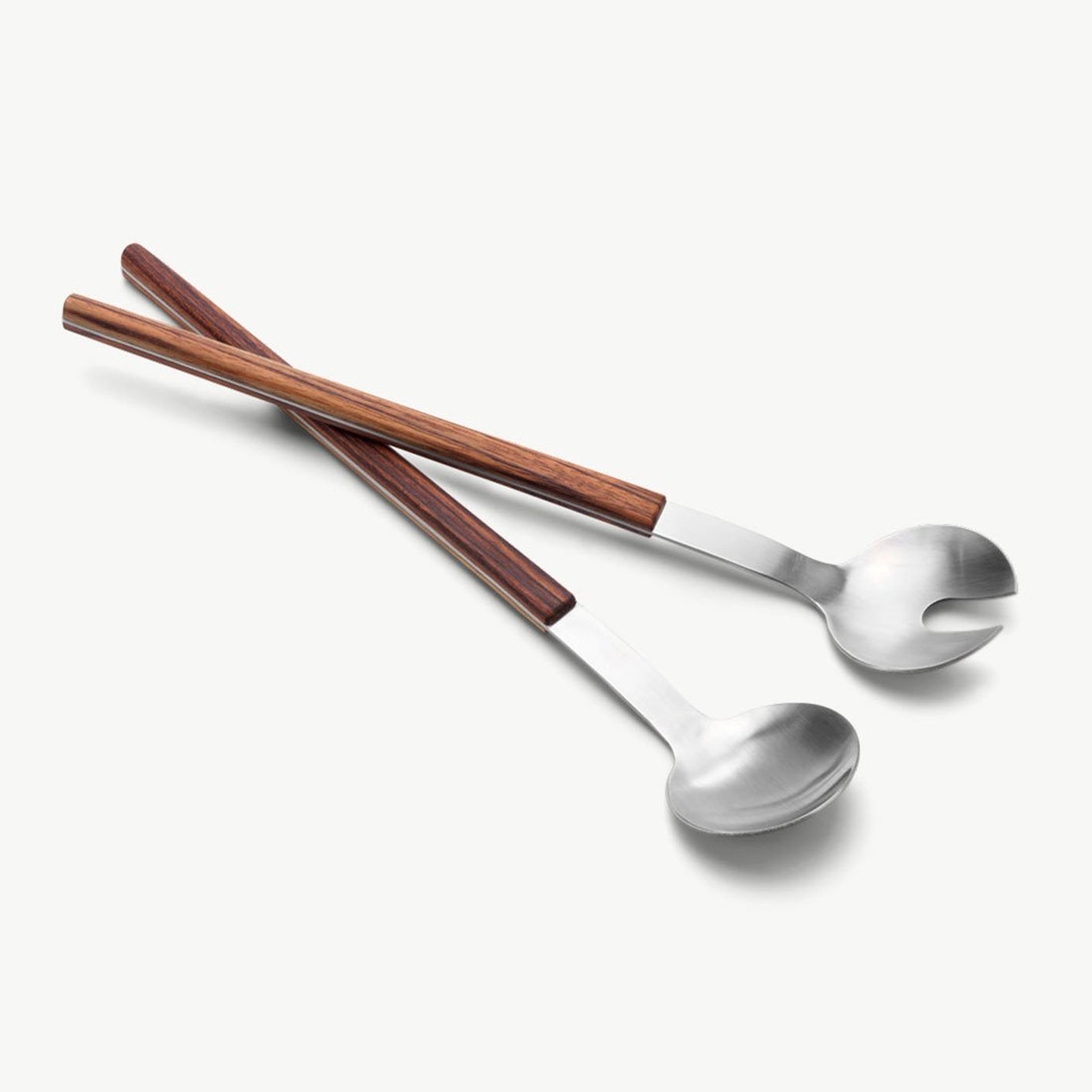 Nordic Salad Servers by Skagerak