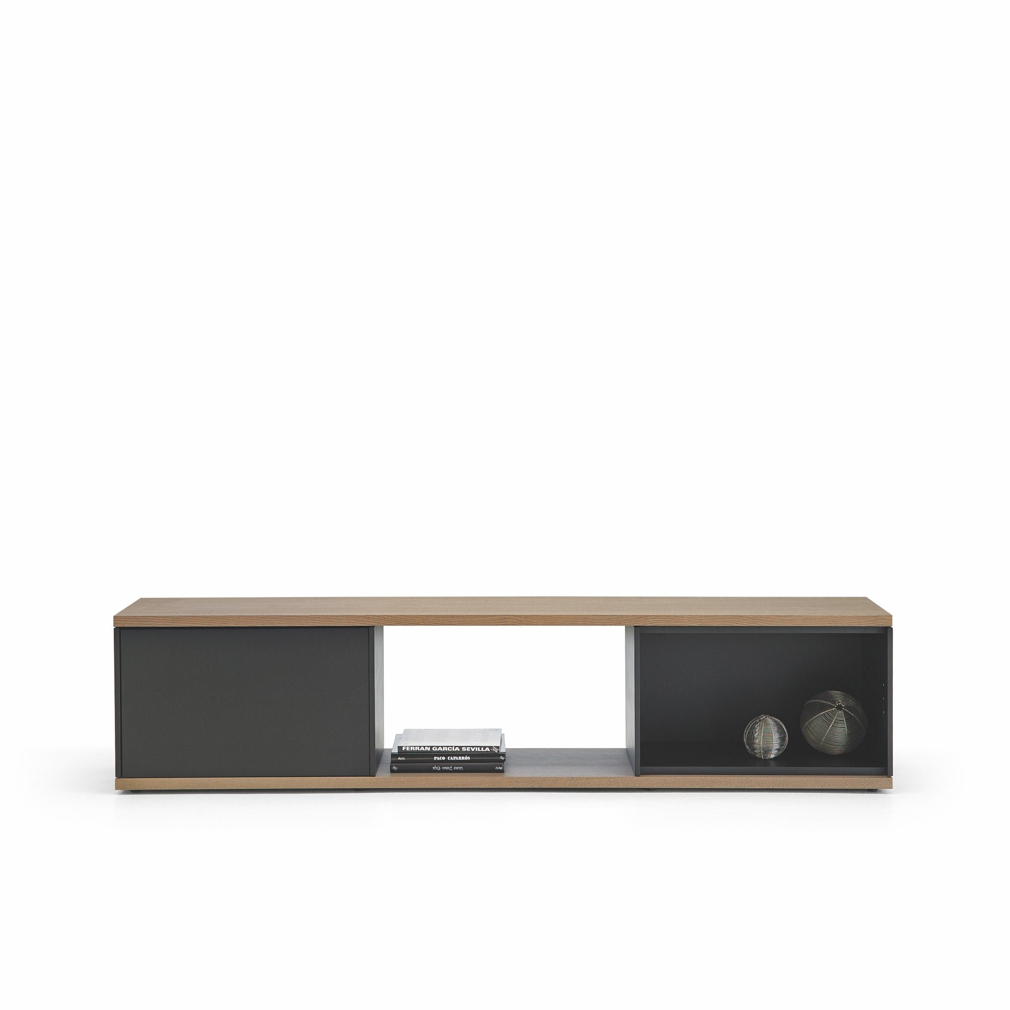 Slats Sideboard With Plinth by Punt