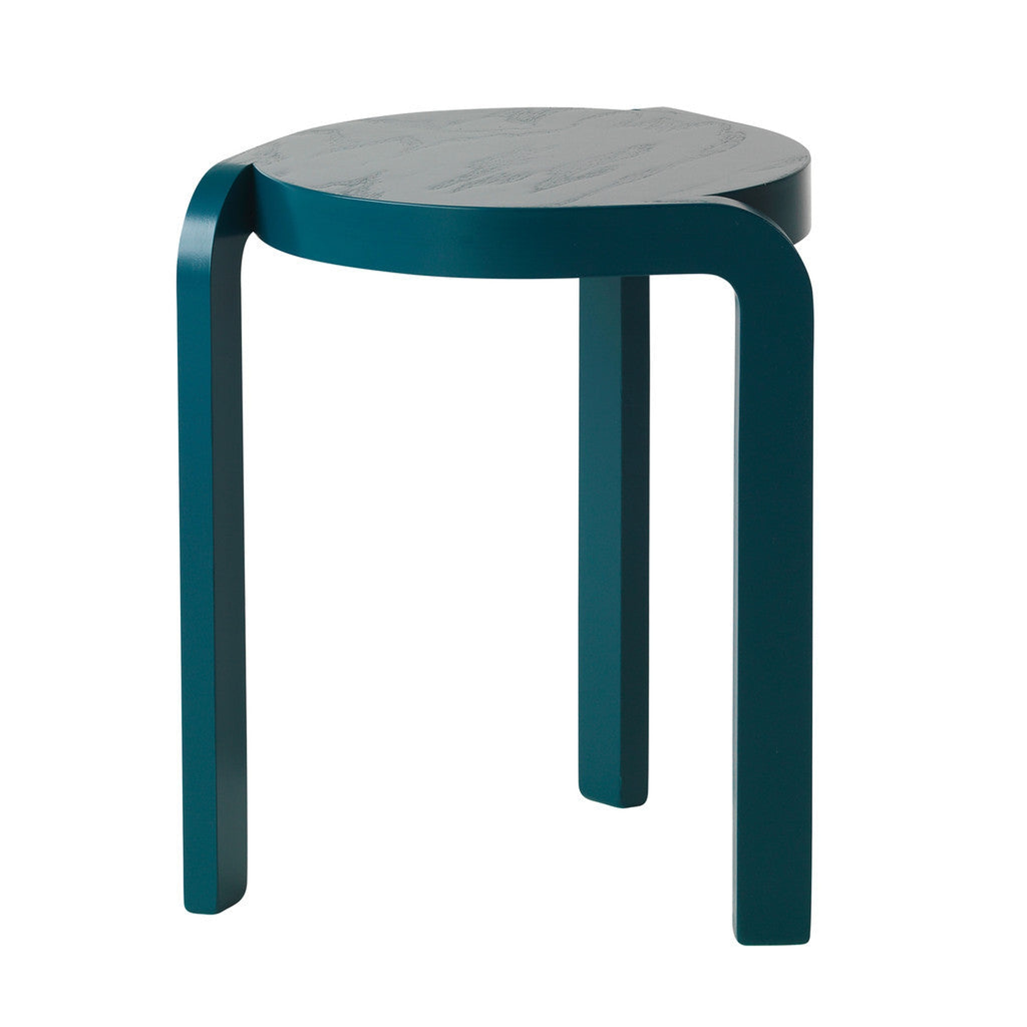 Coloured Spin Stool by Swedese