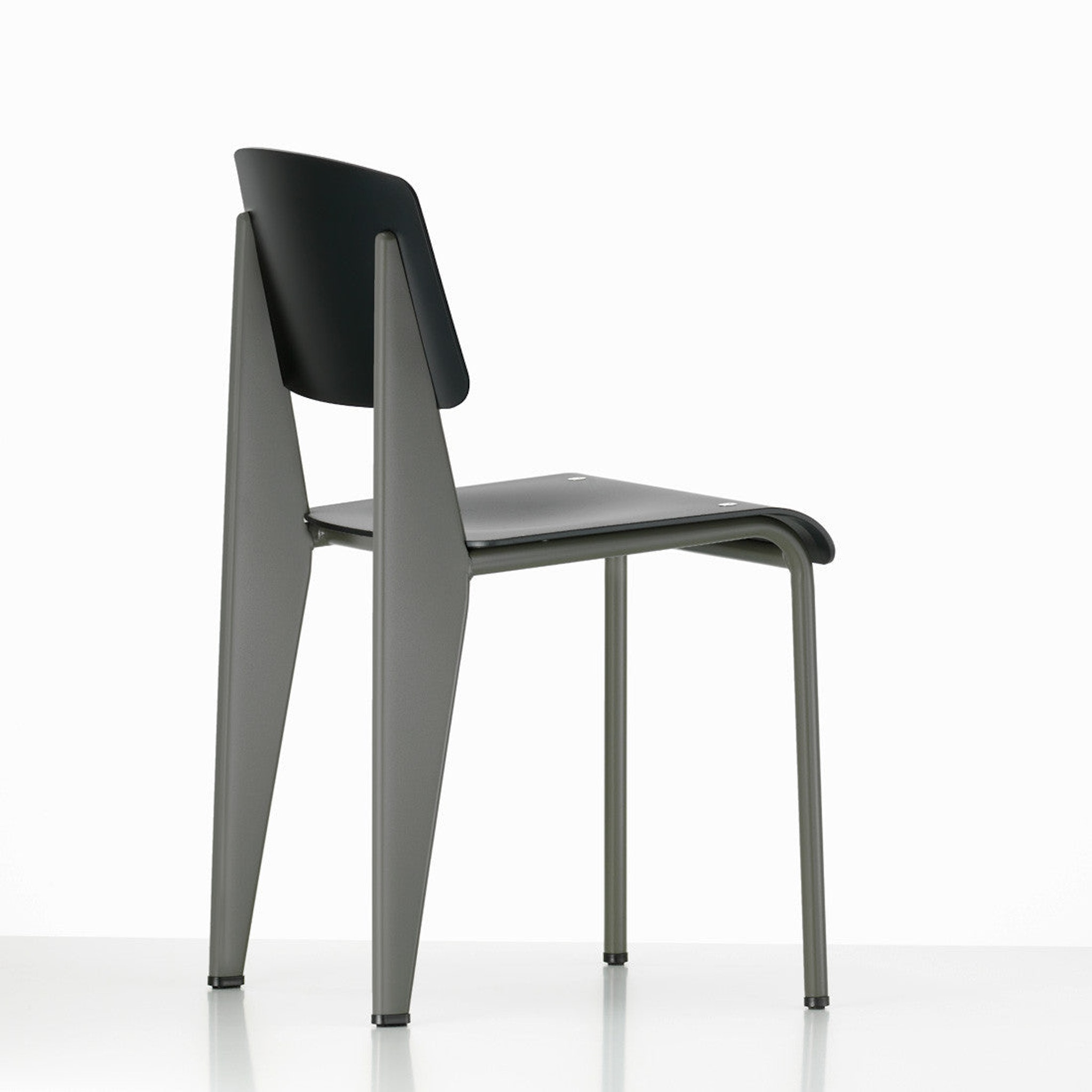 Standard SP chair by Jean Prouve, Vitra