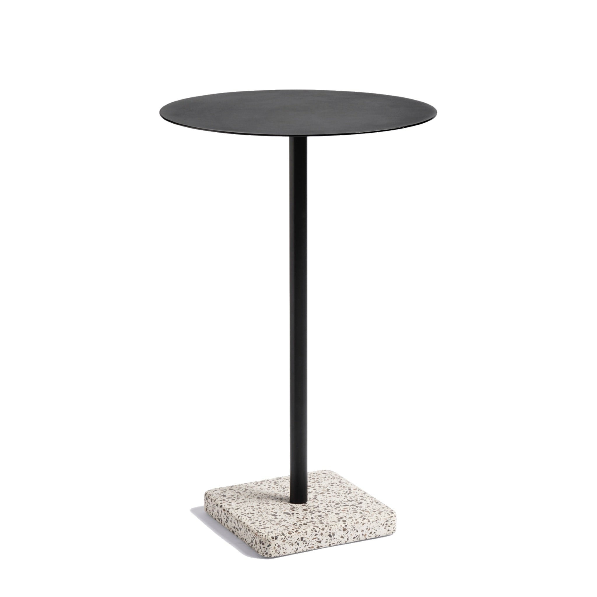Terrazzo Table High by Hay