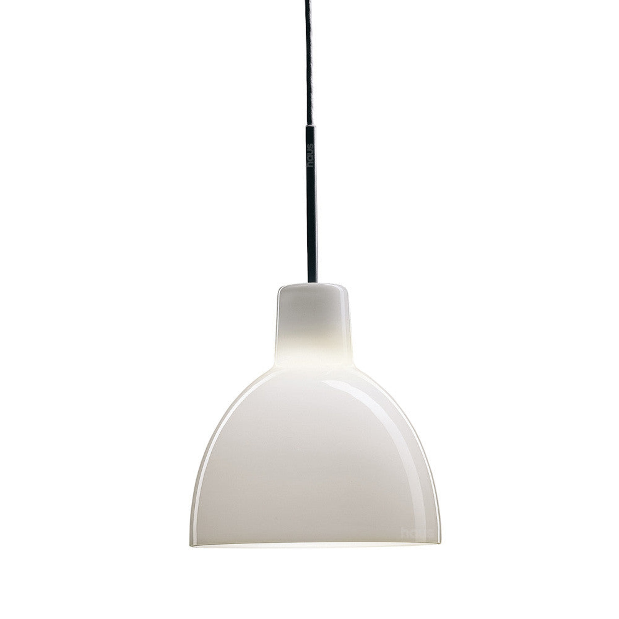 Toldbod 155/220 Glass Pendant by Louis Poulsen