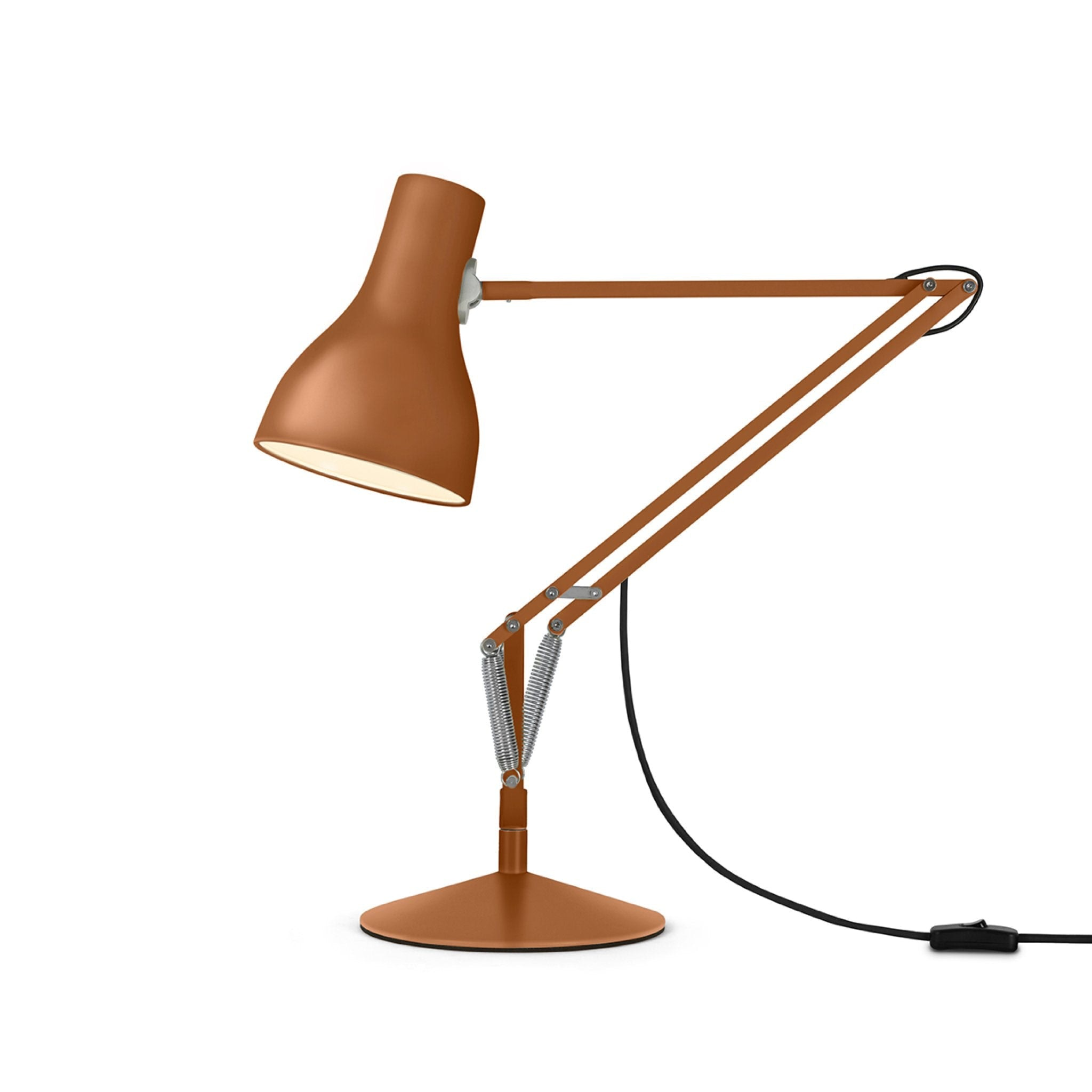 Type 75 Desk Lamp Sienna Edition by Margaret Howell for Anglepoise