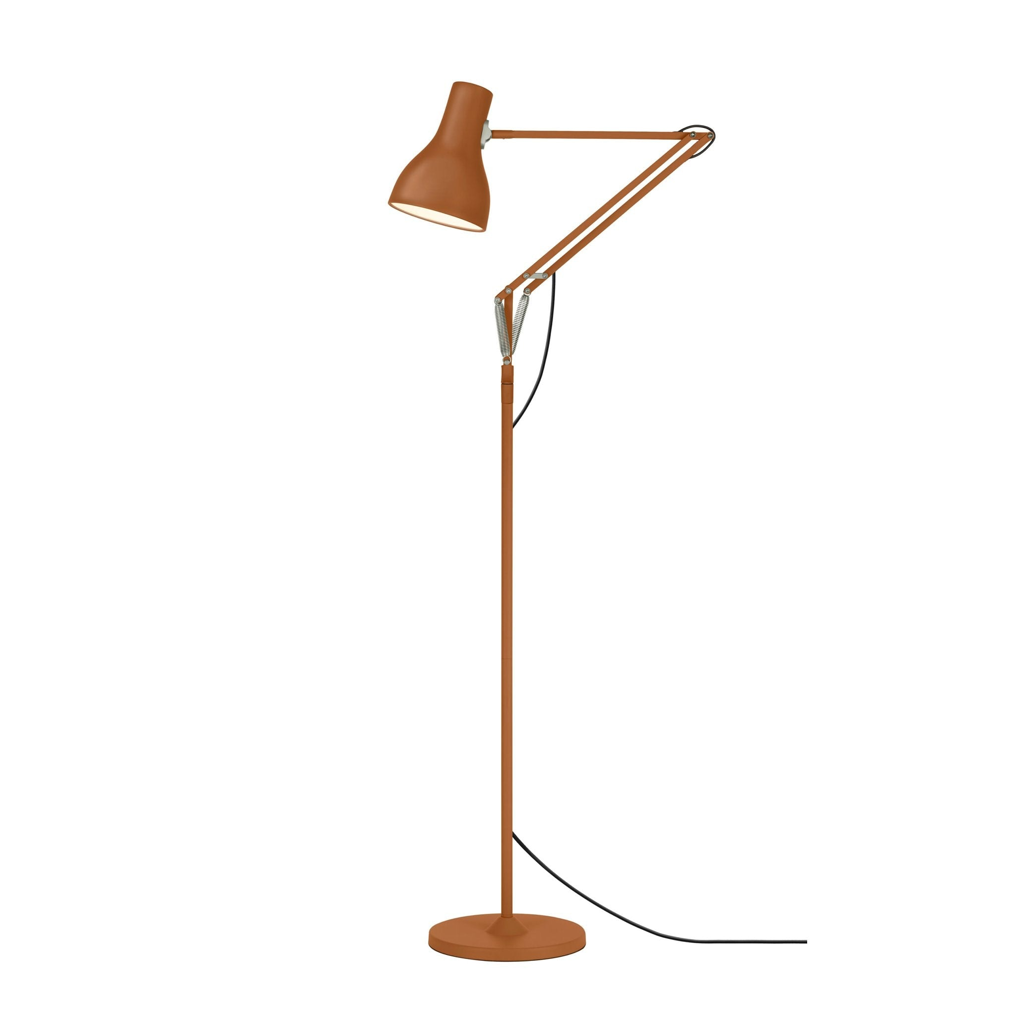 Type 75 Floor Lamp Sienna Edition by Anglepoise