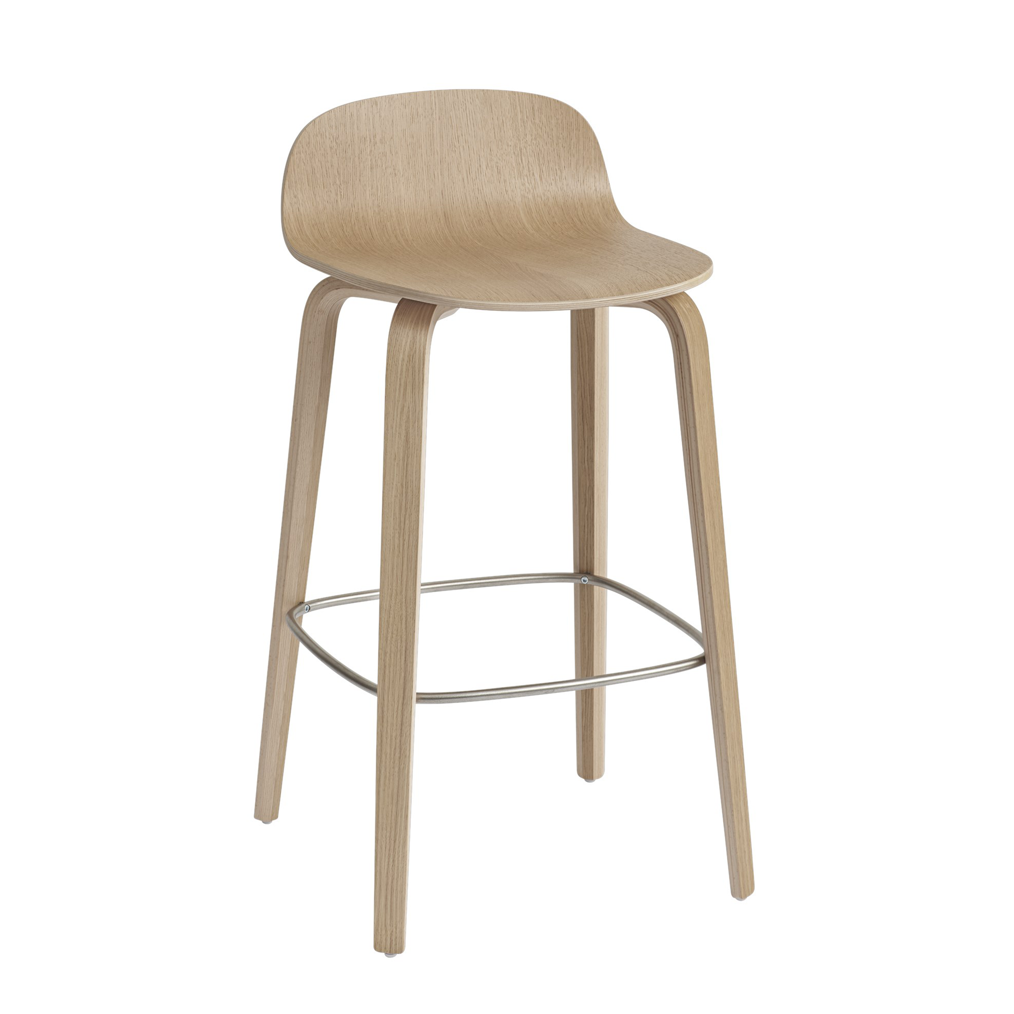 Visu Bar Stool by Muuto