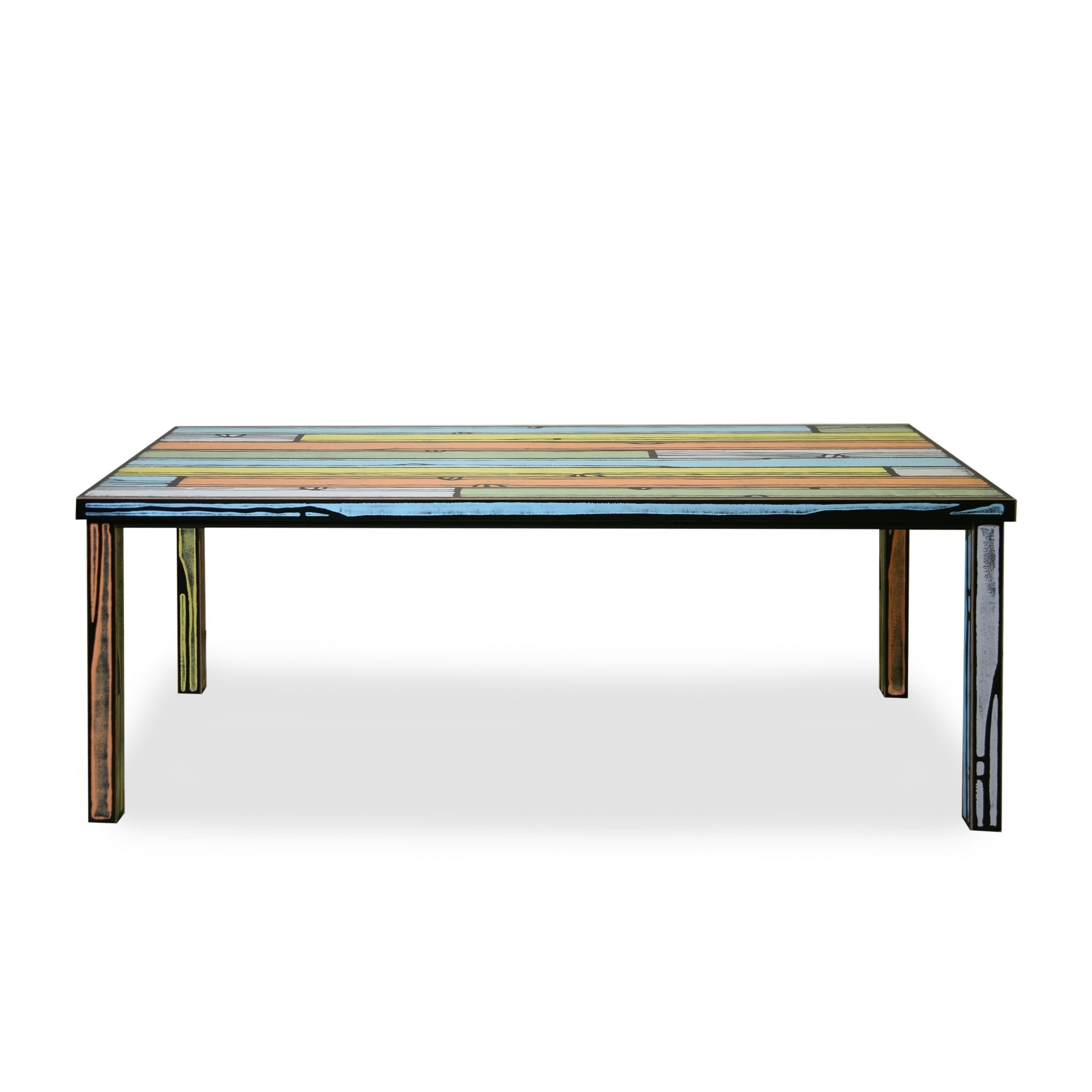 Wrongwoods Table by Established & Sons