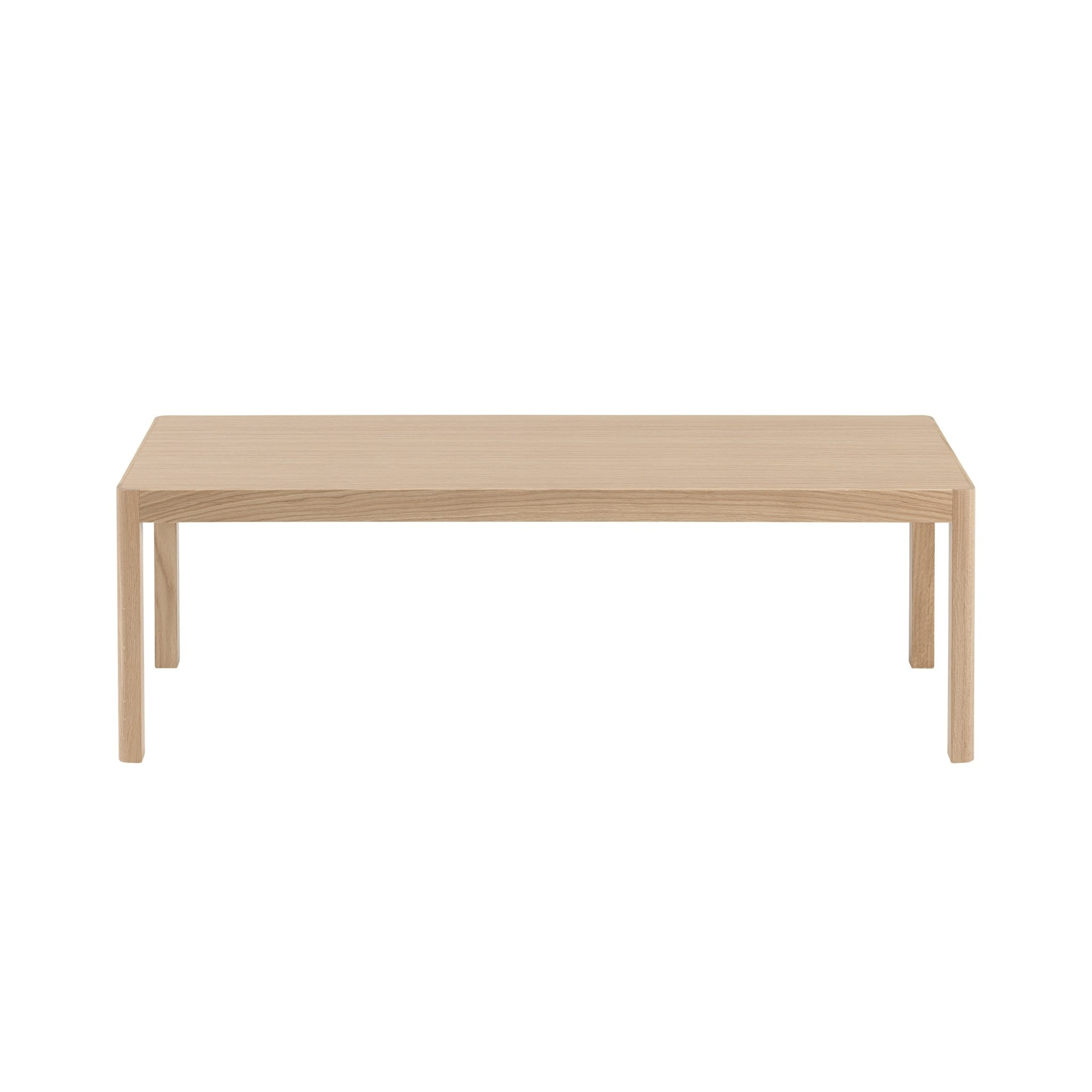 Workshop Coffee Table - Rectangular by Muuto