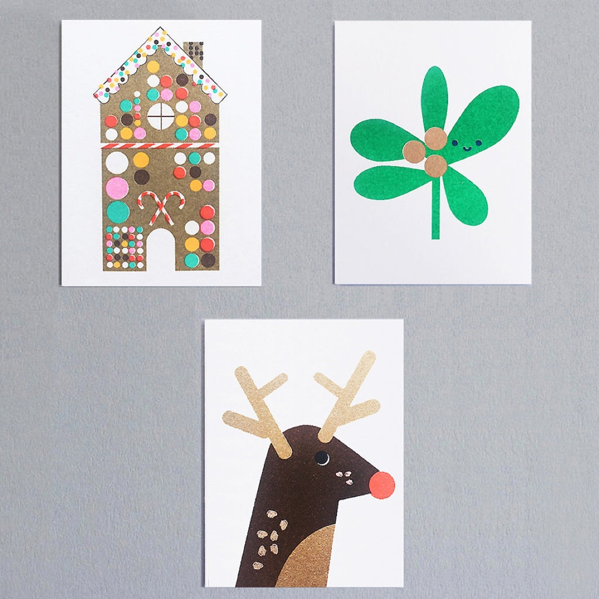 Box Of Christmas Cards by Scout Editions