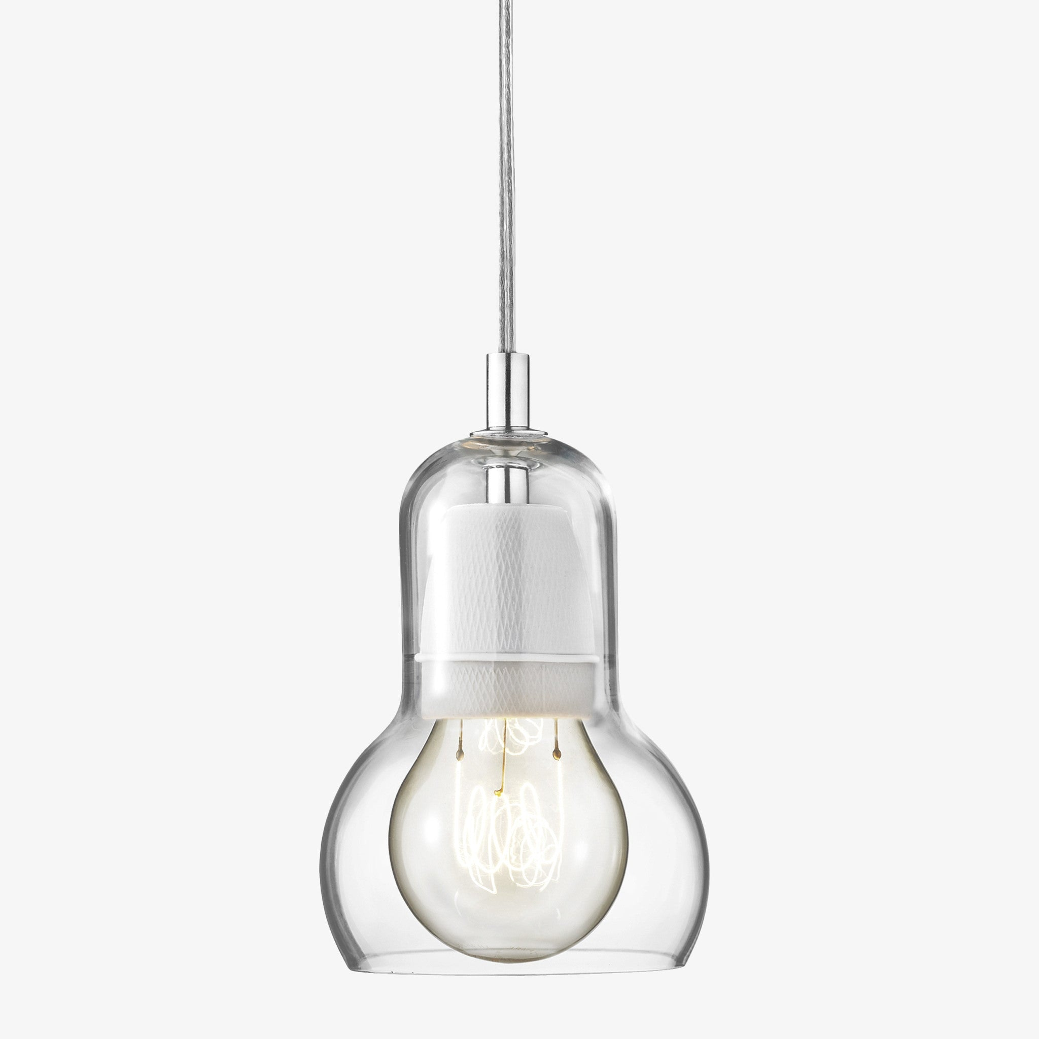 Bulb Pendant SR1 by &Tradition