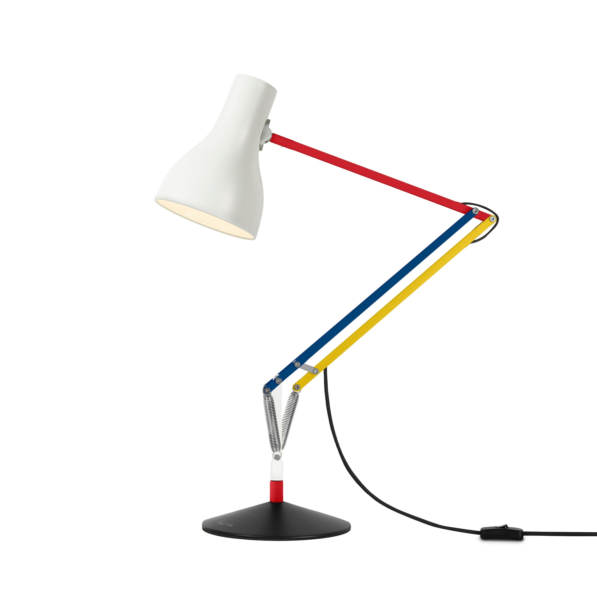 Type 75 Desk Lamp Paul Smith Edition Three by Anglepoise