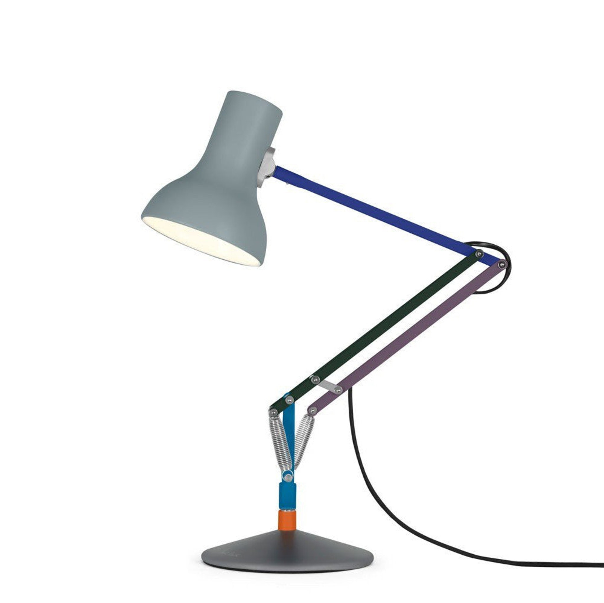 Type 75 Mini Desk Lamp Paul Smith Edition Two by Kenneth Grange