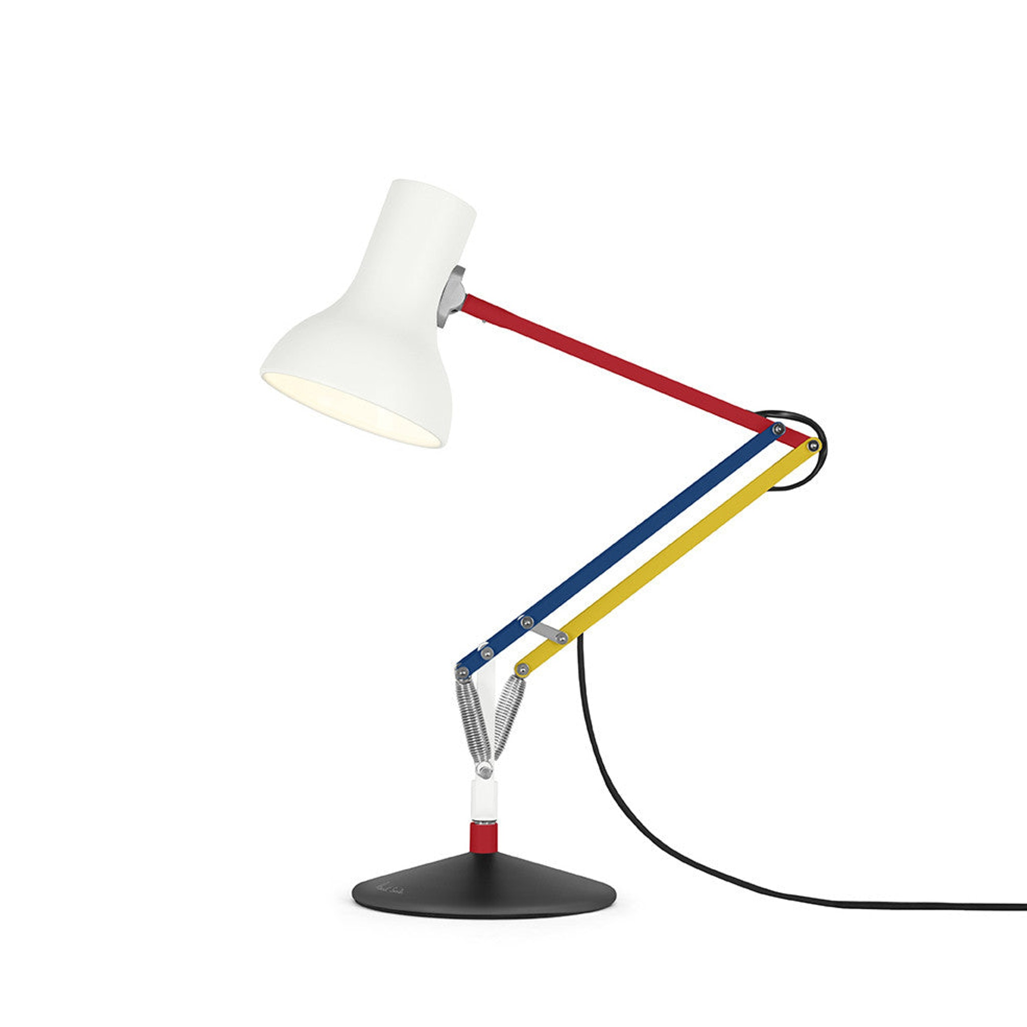 Type 75 Mini Desk Lamp Paul Smith Edition Three by Anglepoise