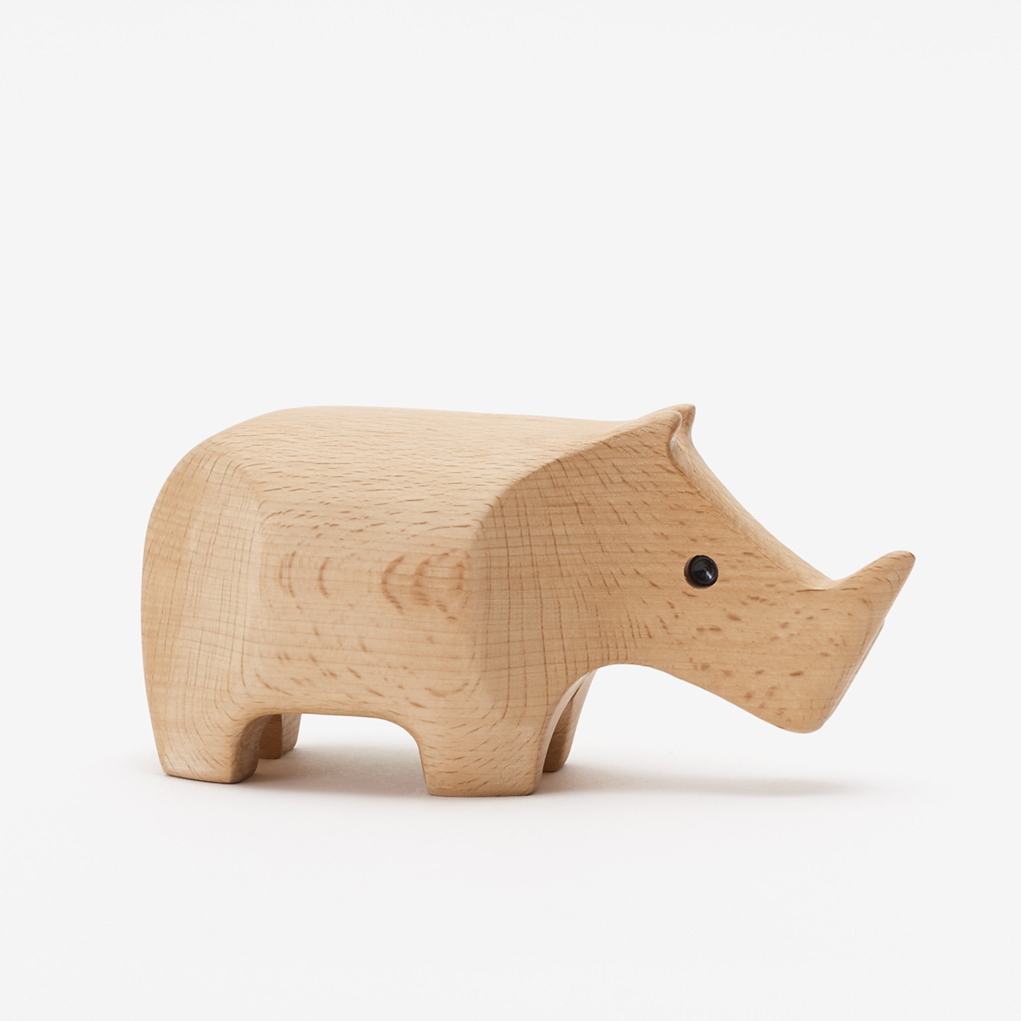 Animal Box - Rhino by Karl Zahn