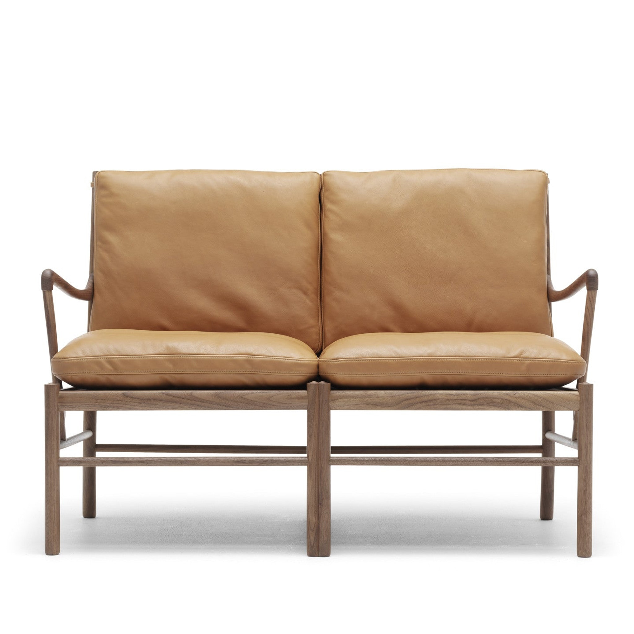 OW149-2 Colonial Sofa by Ole Wanscher