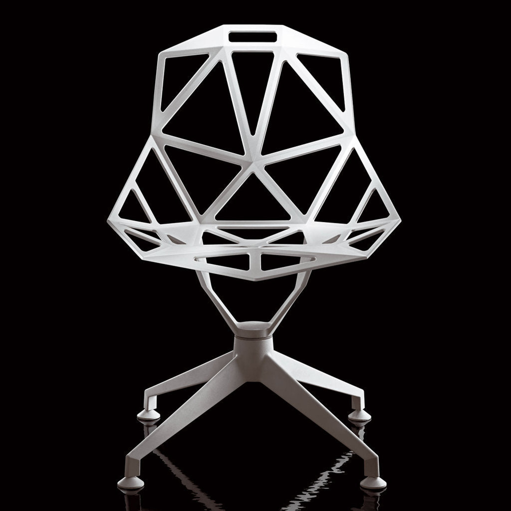 chair one 4 star by konstantin grcic haus. Black Bedroom Furniture Sets. Home Design Ideas