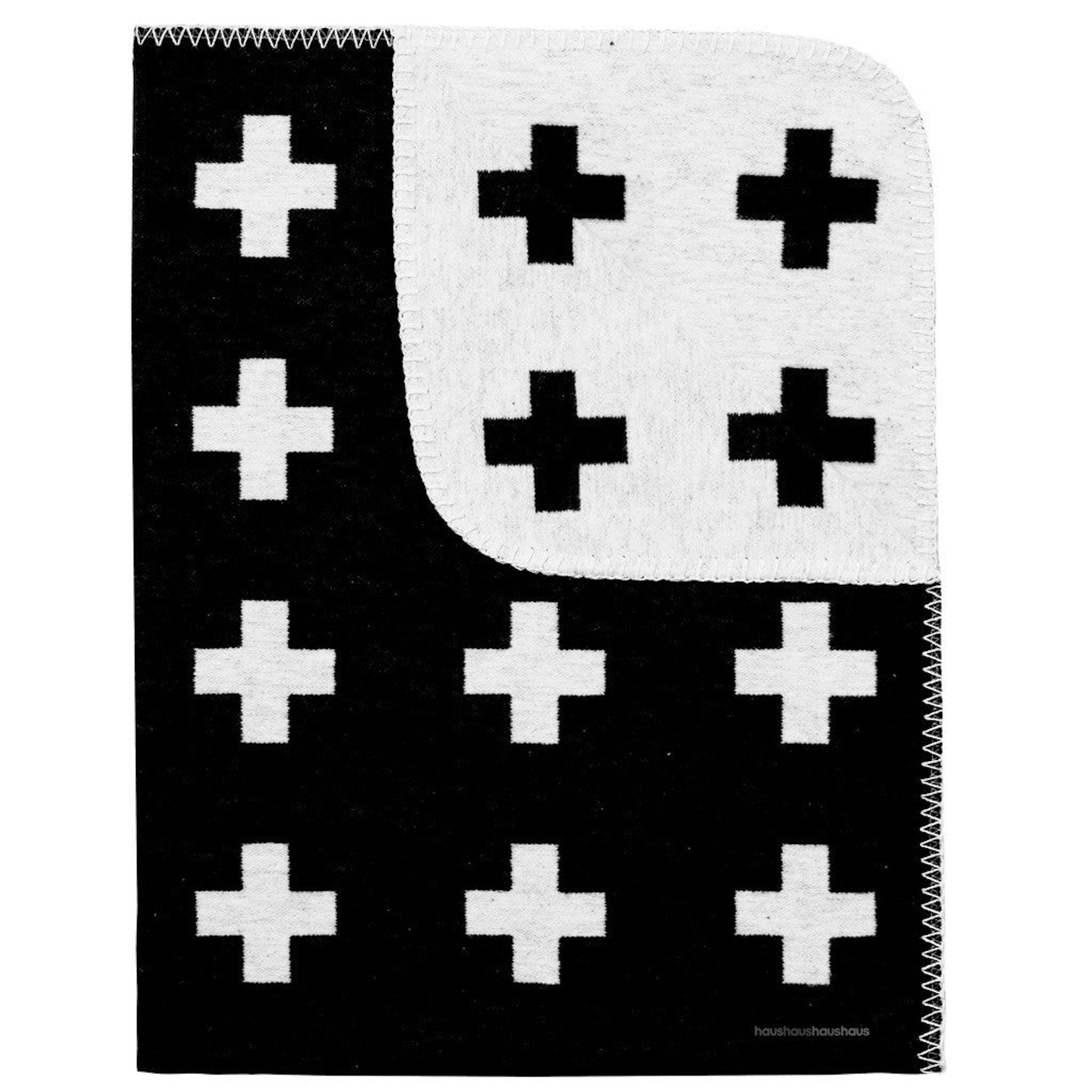 Cross Children Blanket by Pia Wallen