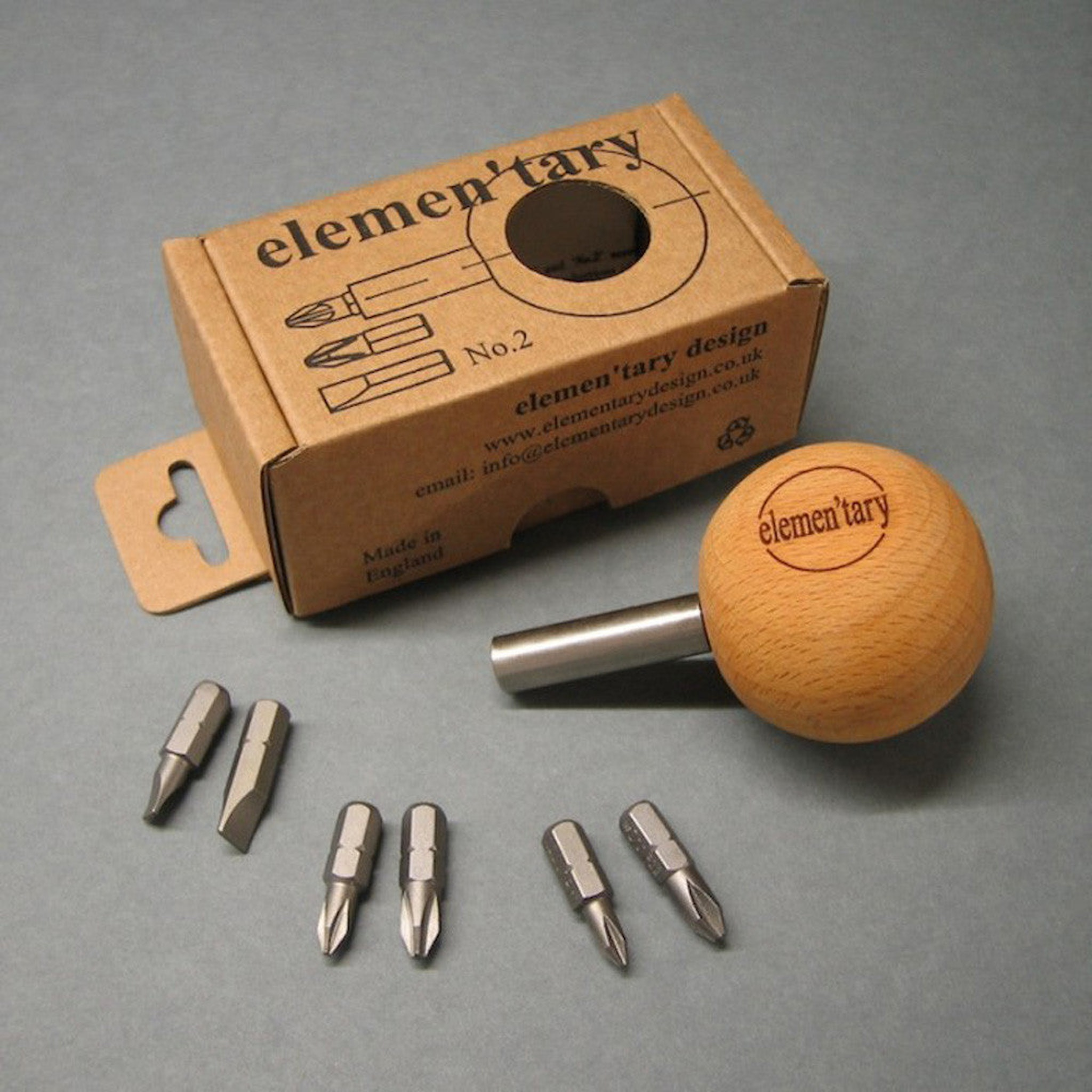 Elementary No. 2 Screwdriver
