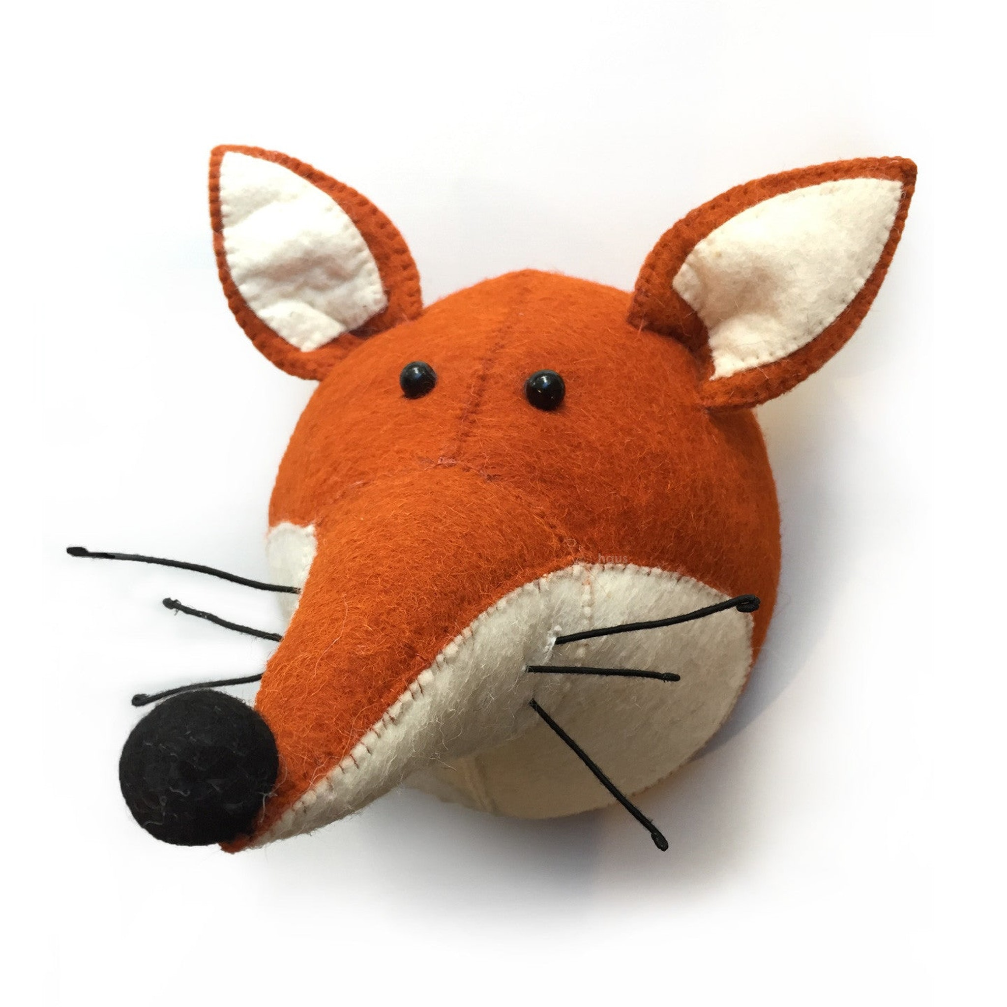Fox Head by Fiona Walker