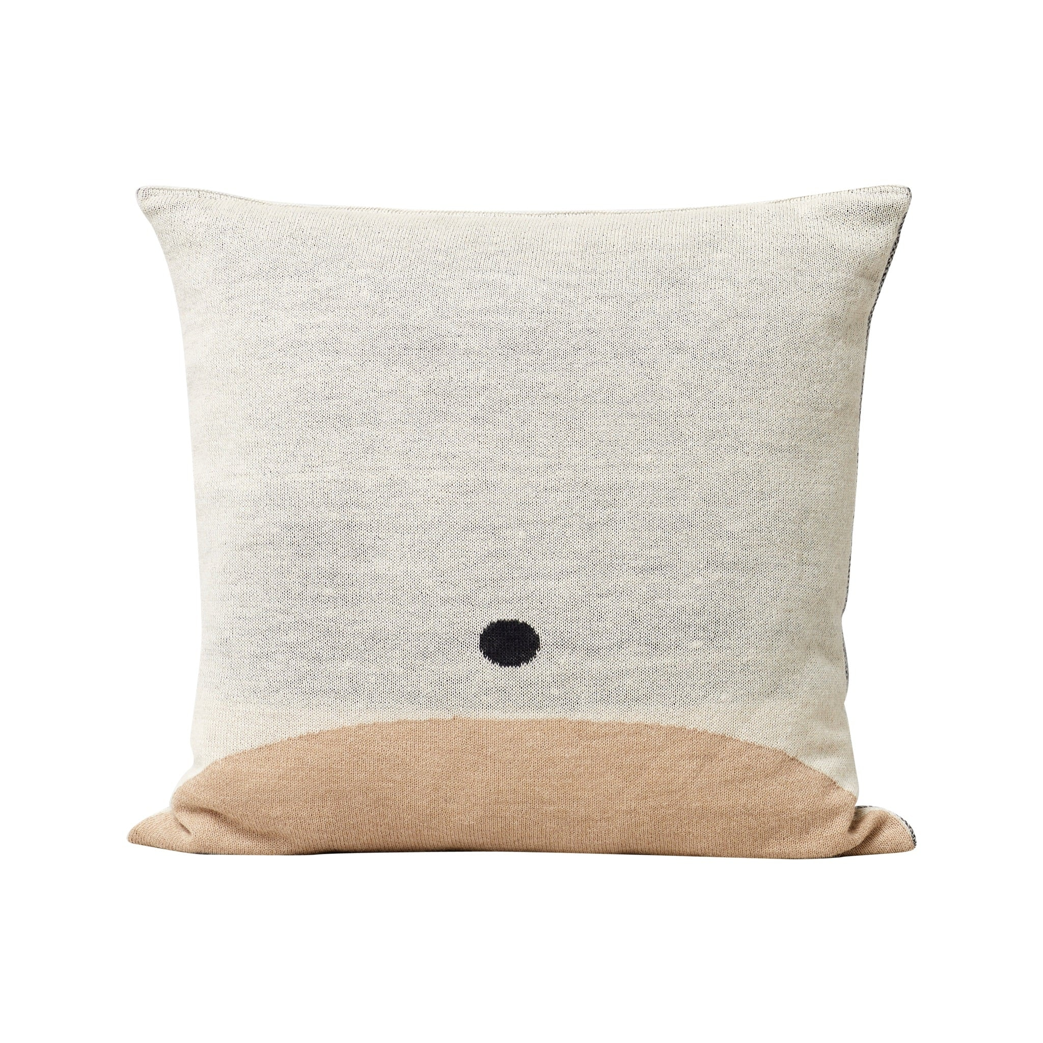 Aymara Cushion Pattern Cream by Form and Refine