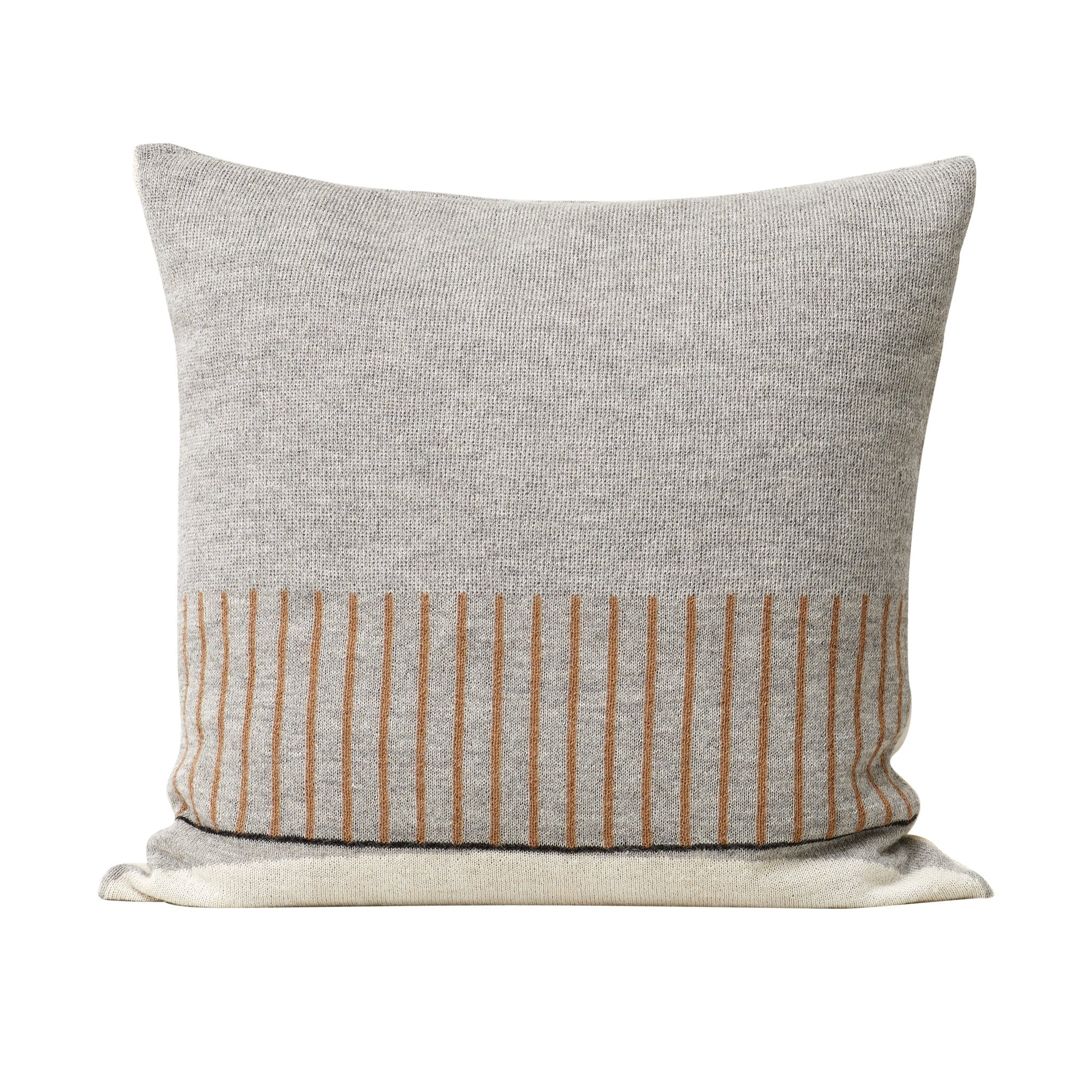 Aymara Cushion Pattern Grey by Form and Refine
