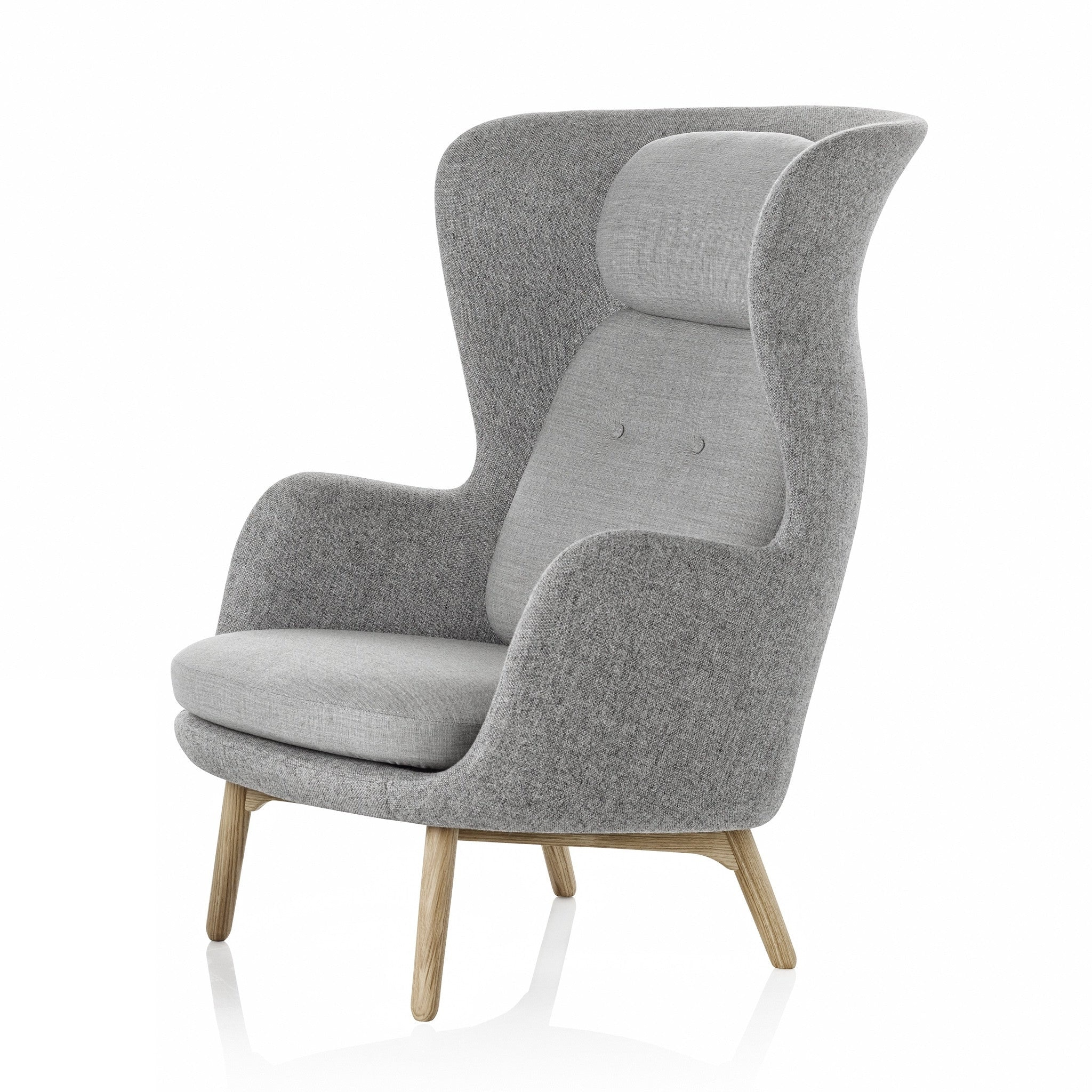 Ro Easy Chair by Fritz Hansen