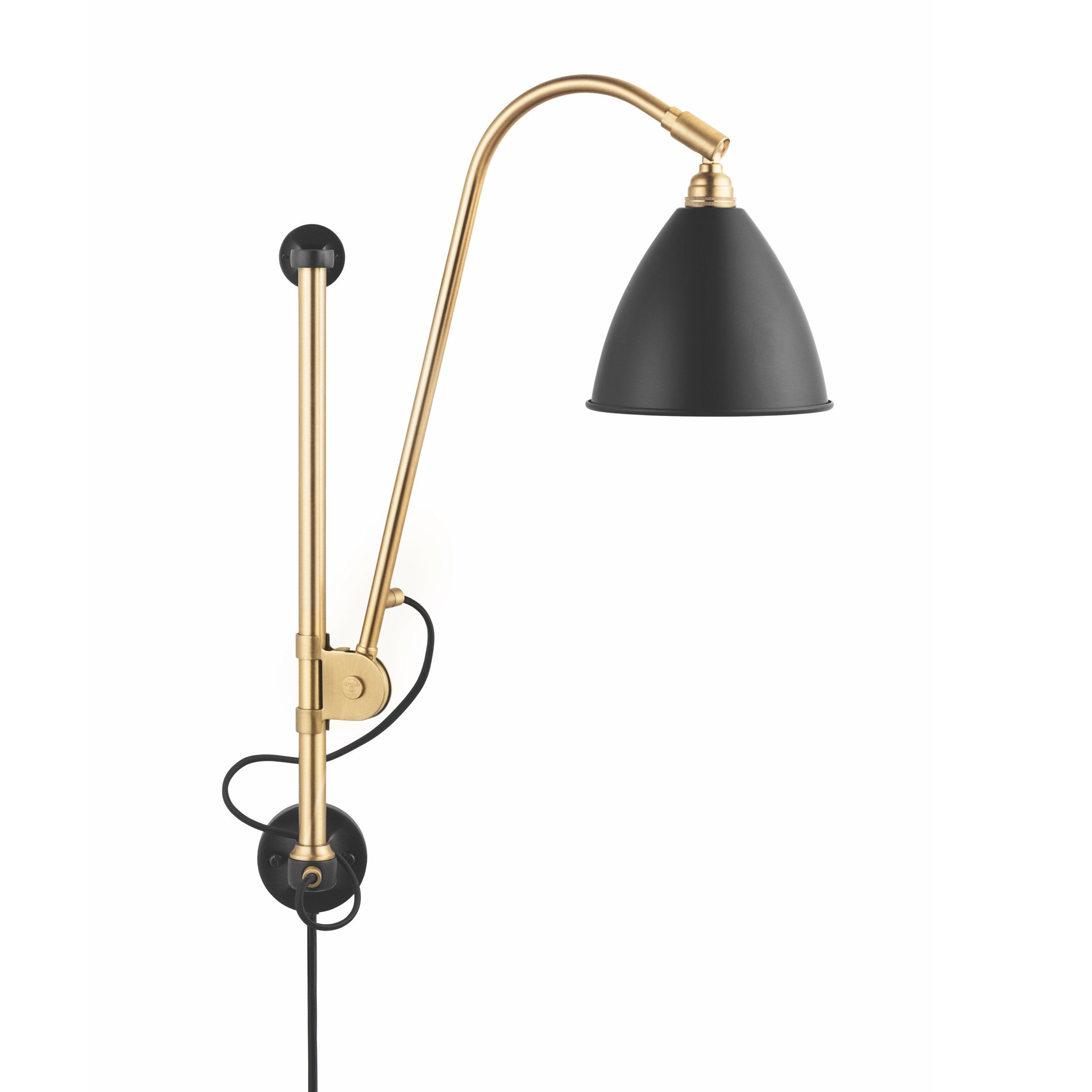 Bestlite BL5 Brass with Cable and Switch by Gubi