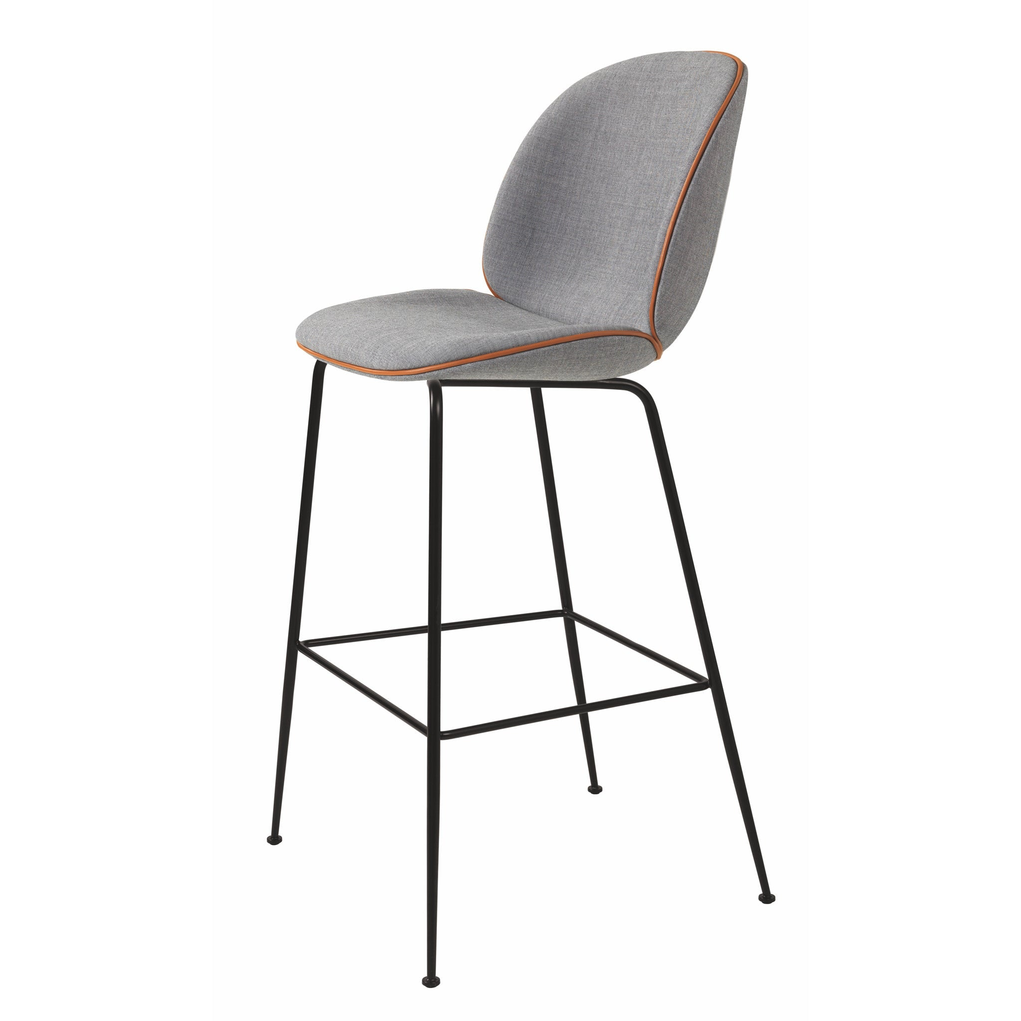 Beetle Bar Counter Chair Upholstered By Gubi Haus 174