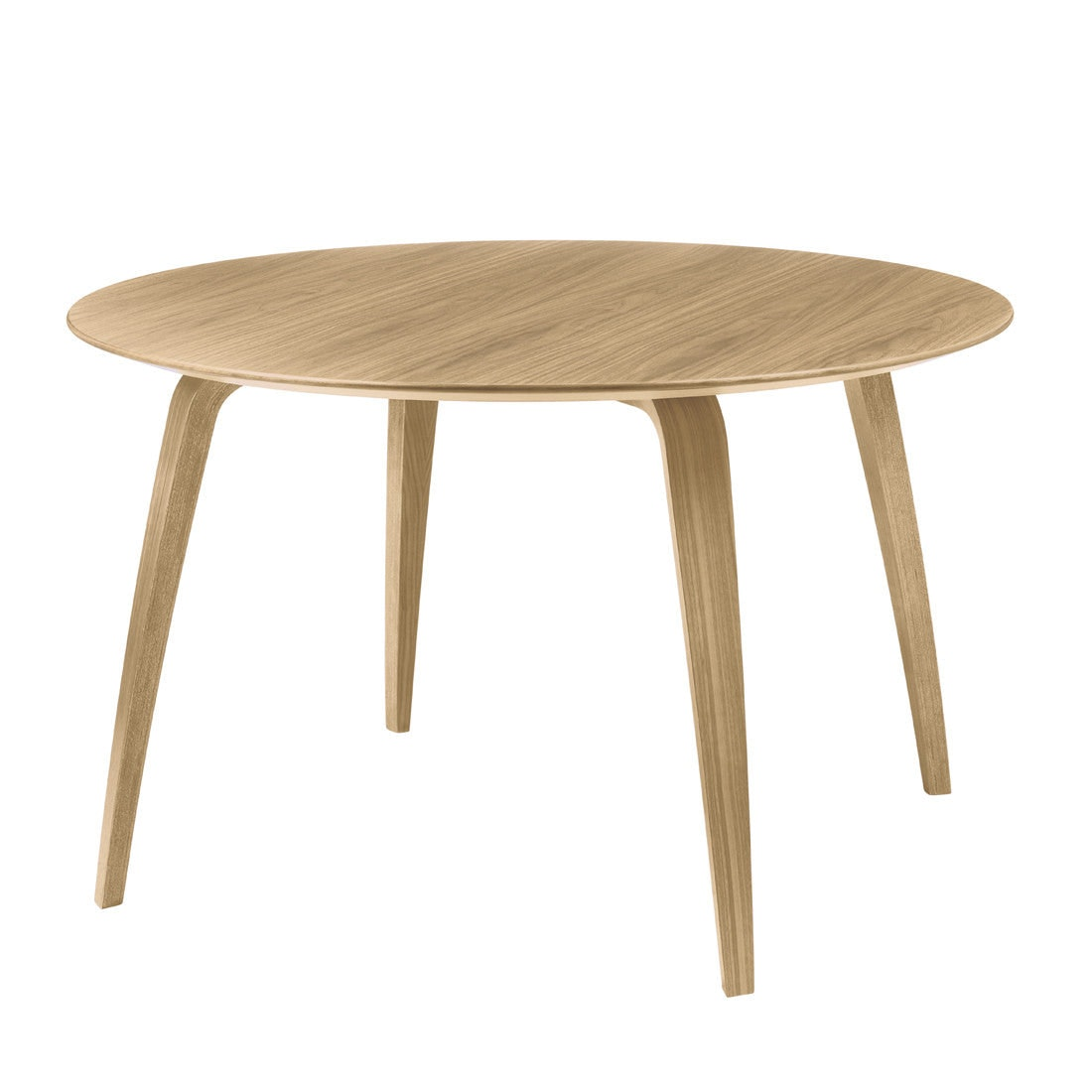 Gubi Dining Table Round by Komplot Design haus174 : gubidiningtableroundoakhs from hauslondon.com size 2048 x 2048 jpeg 190kB