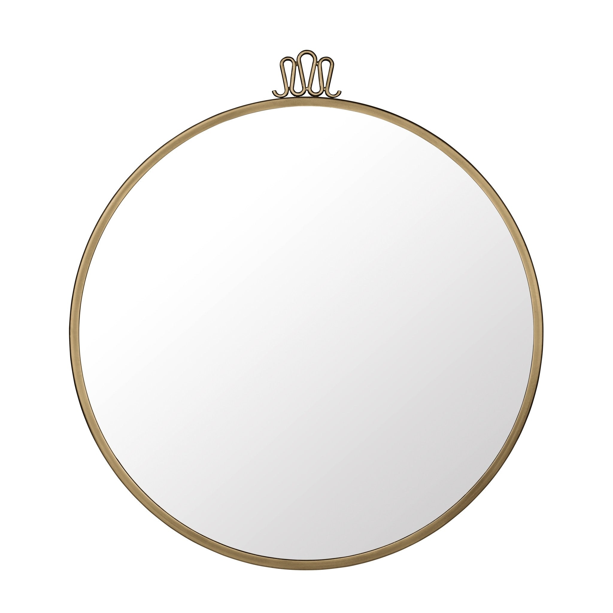 Randaccio Wall Mirror by Gubi