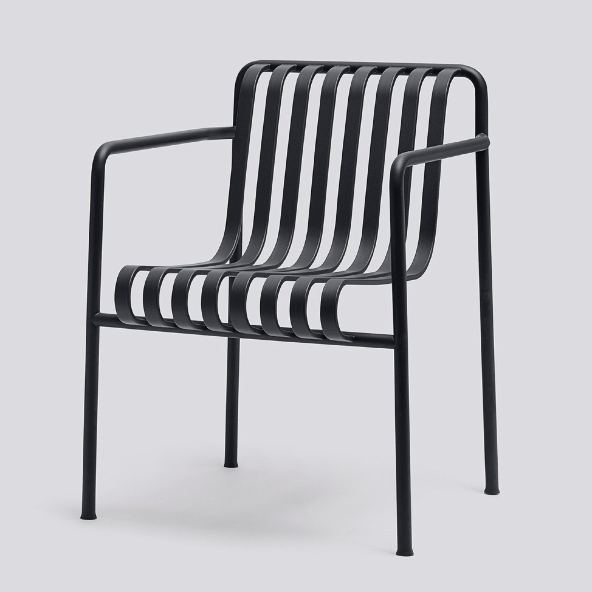 Palissade Dining Armchair by Hay
