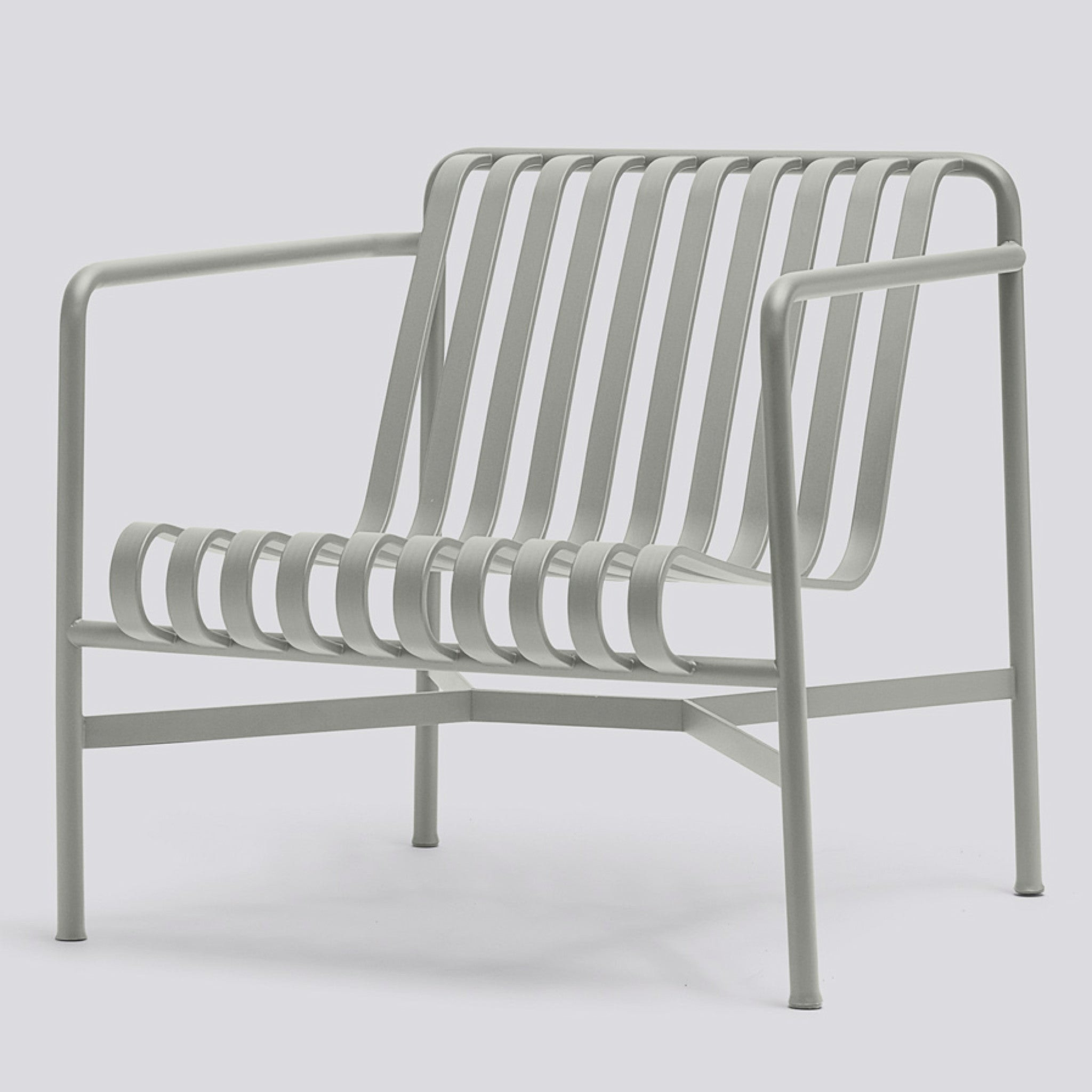Palissade Lounge Chair Low by Hay
