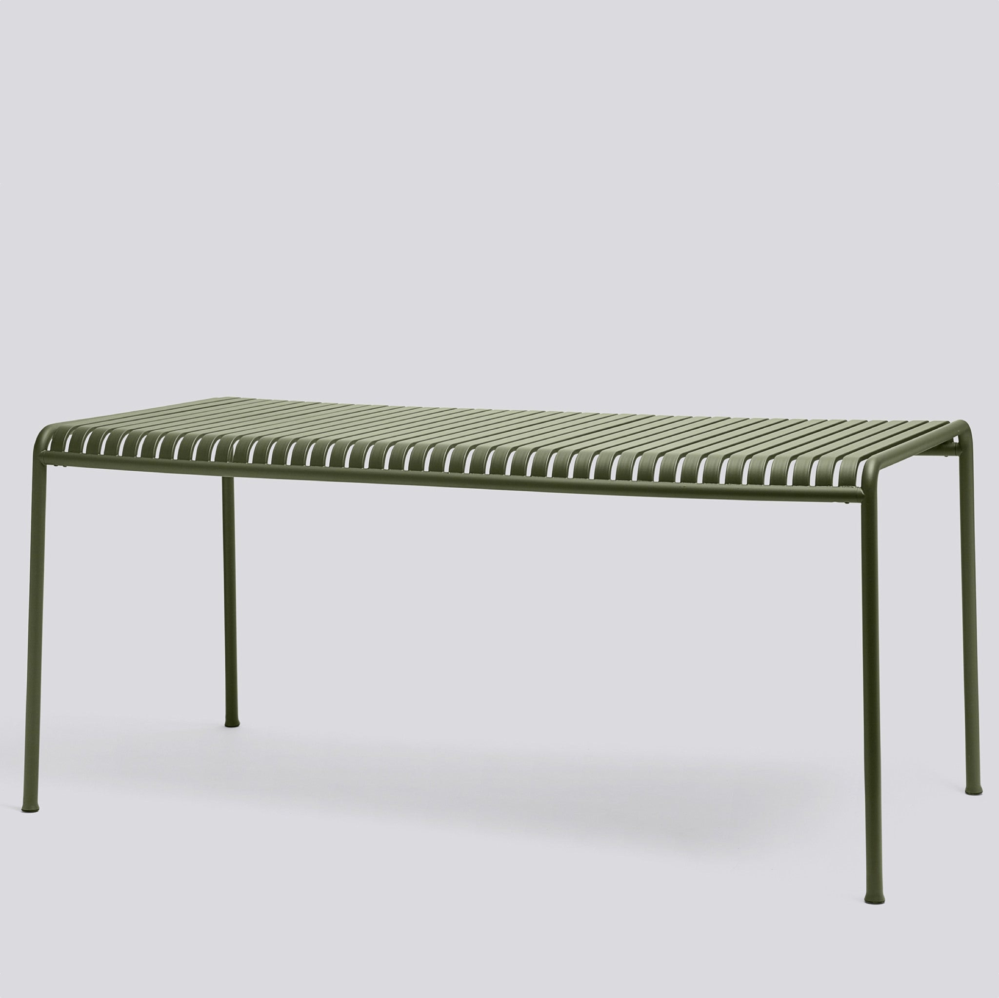 Palissade Rectangular Dining Table by Hay