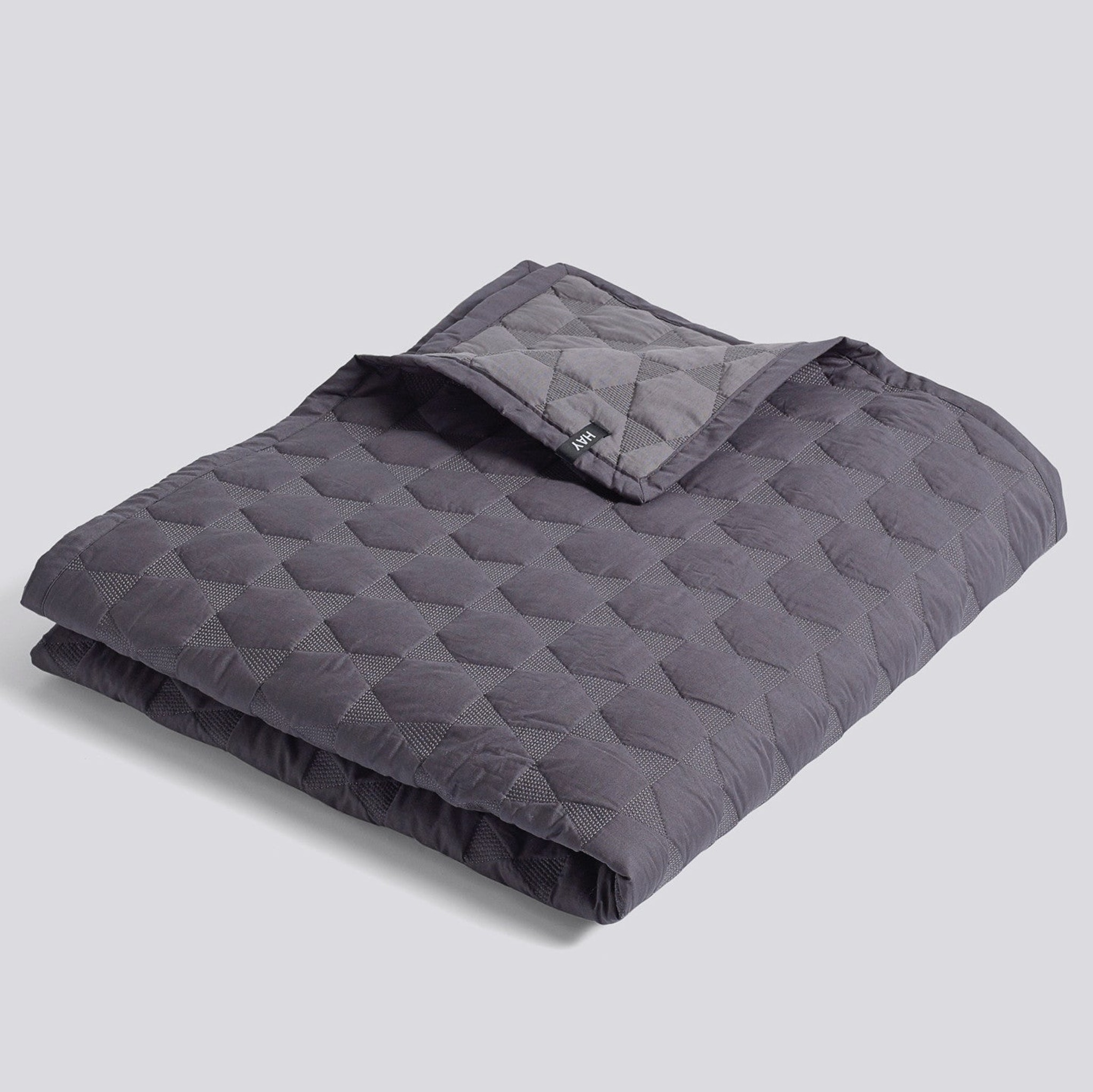 Polygon Bed Cover by Hay