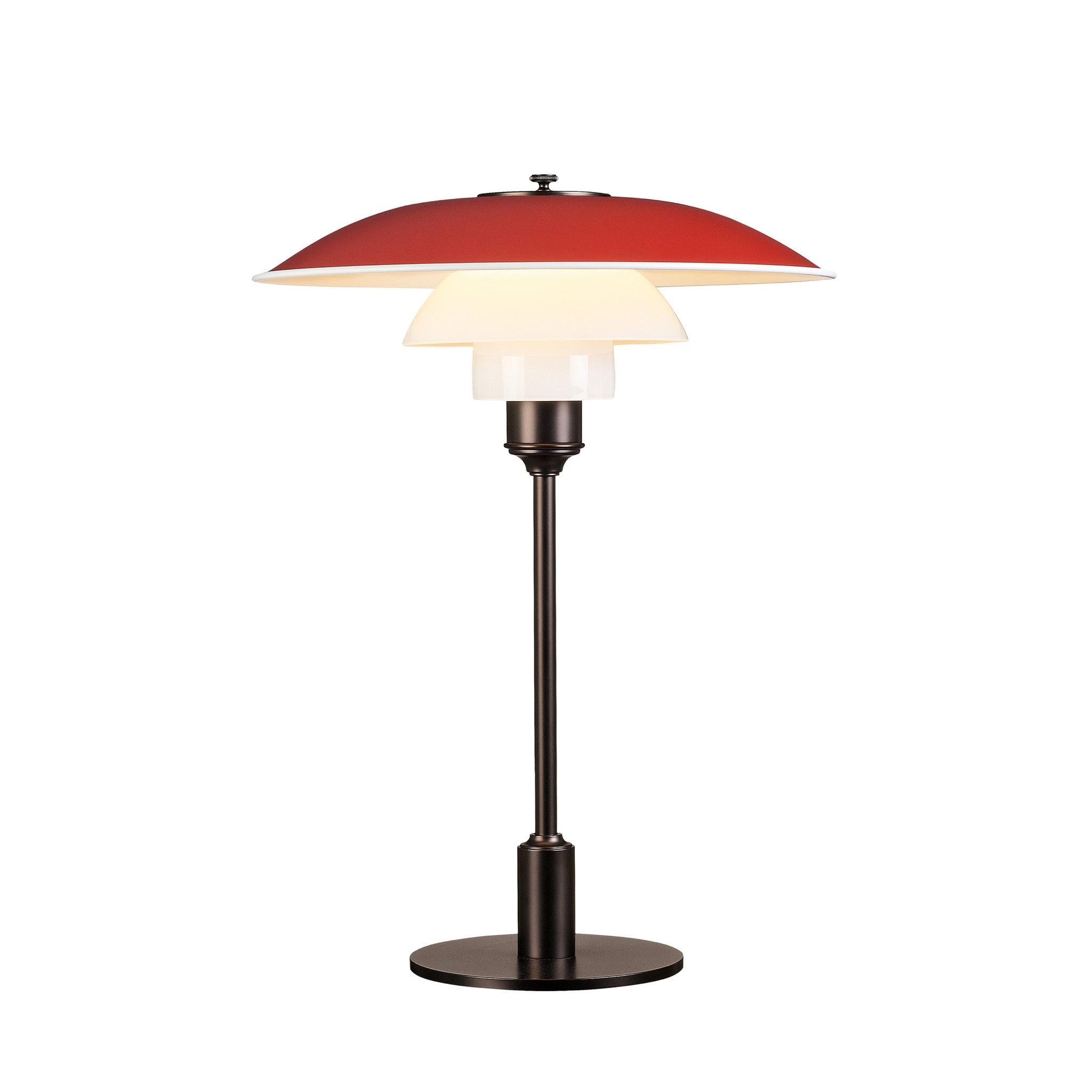 PH 3 1/2 2 1/2 Table Lamp by Louis Poulsen