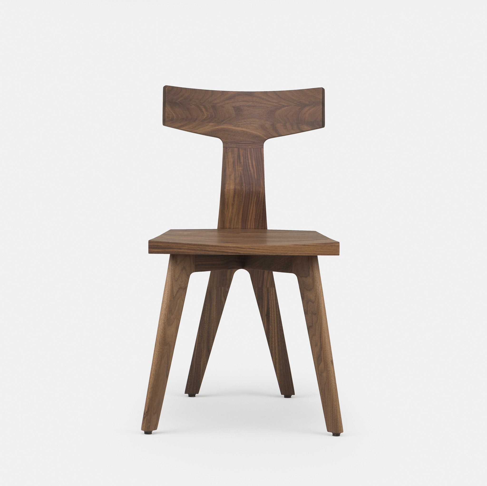 Fin Dining Chair by Matthew Hilton
