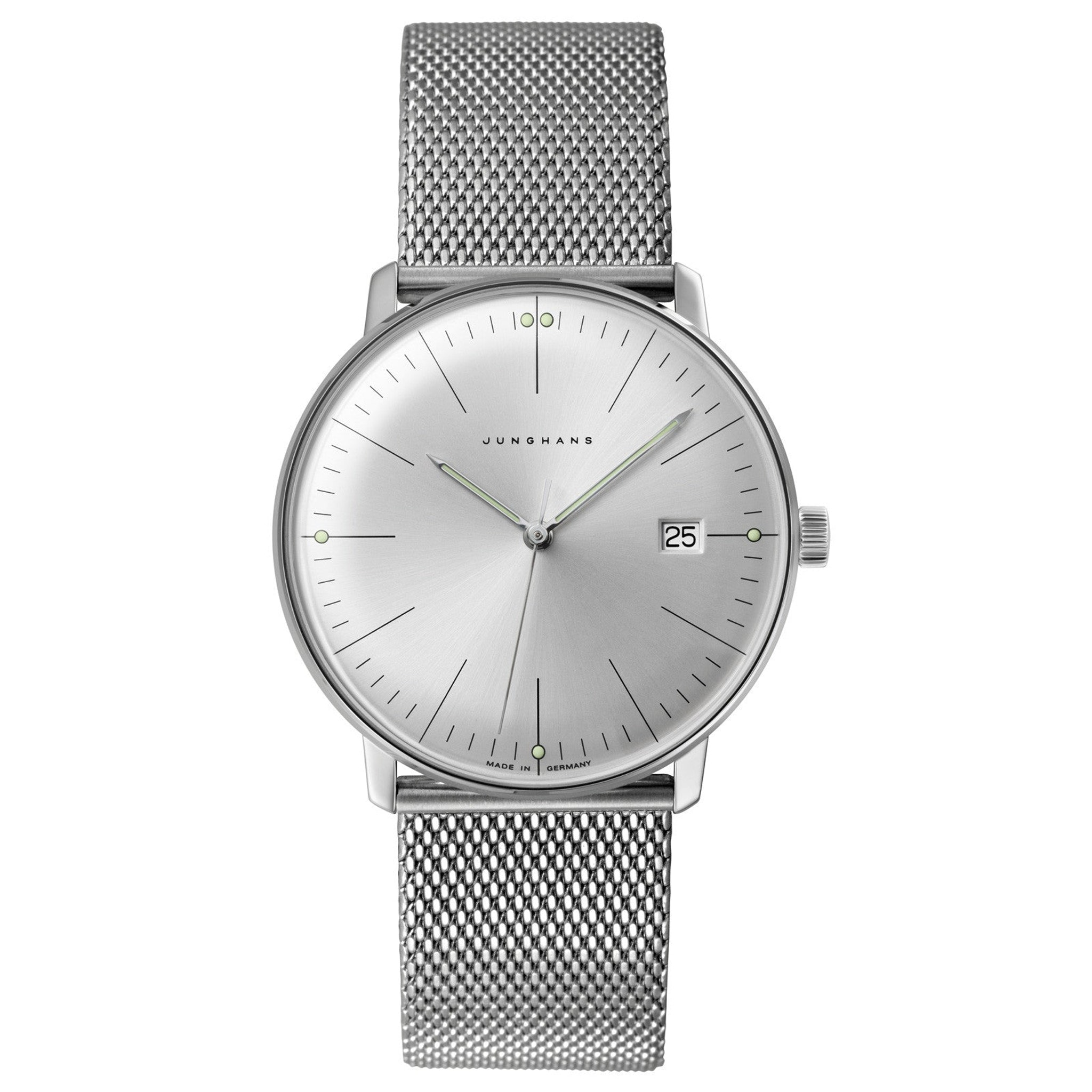 Max Bill 041/4463.44 Quartz watch by Junghans
