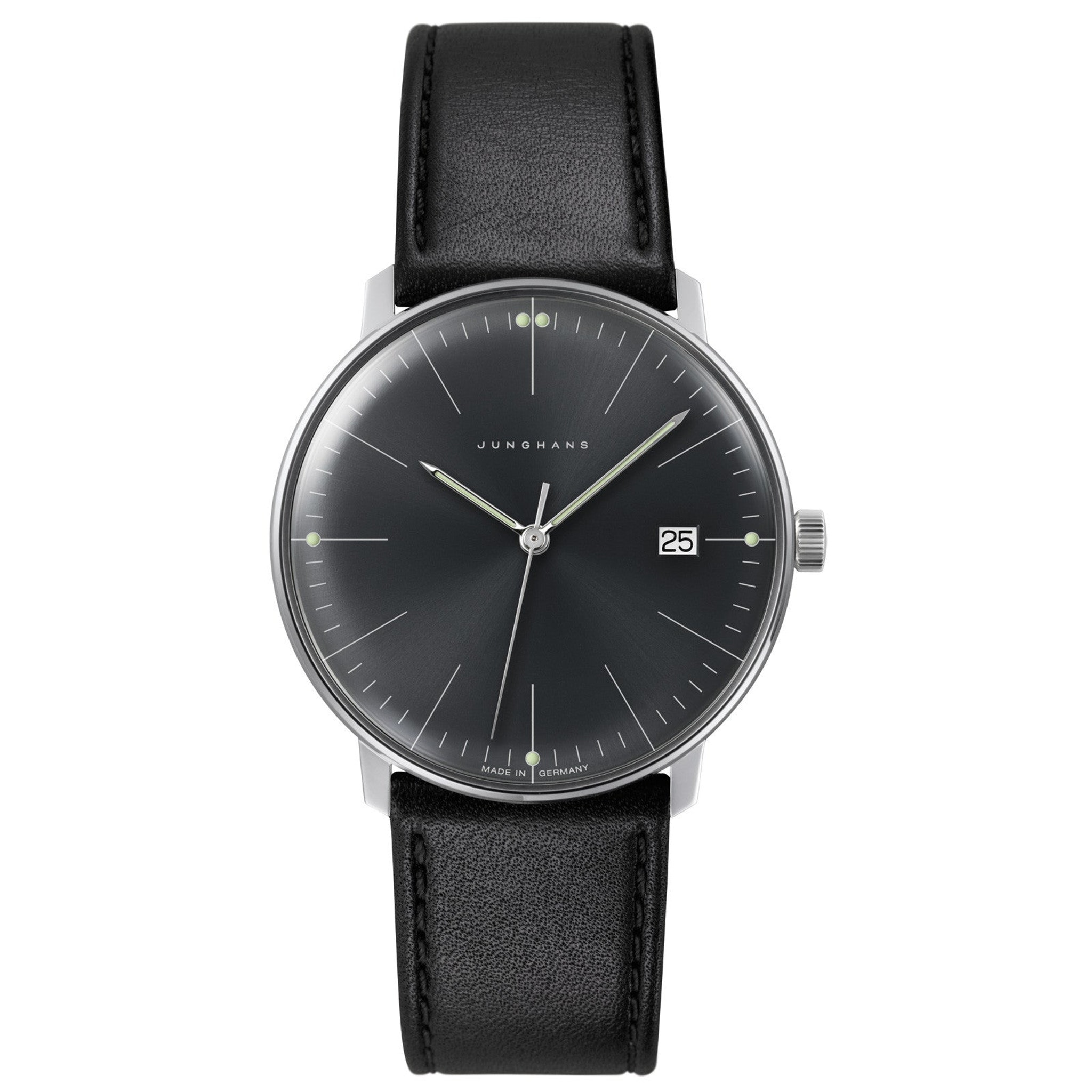 Max Bill 041/4465.00 Quartz watch by Junghans