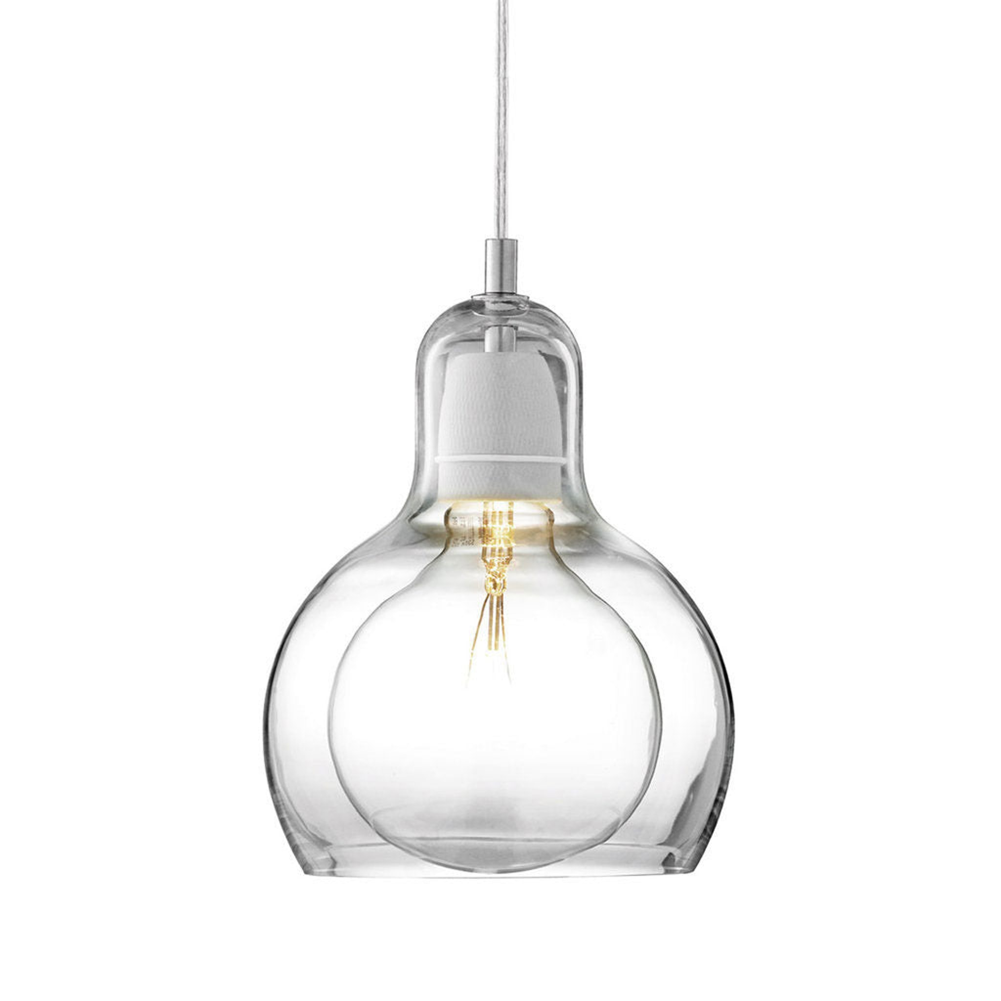 Mega Bulb Pendant SR2 by &Tradition