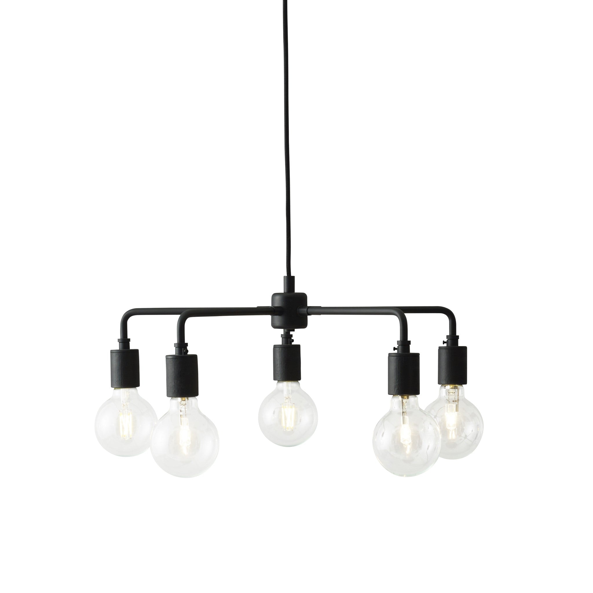 Tribeca Leonard Chandelier by Menu