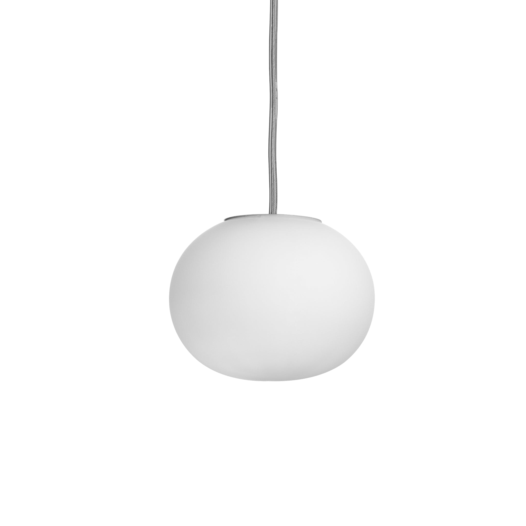 Mini Glo Ball Pendant by Flos